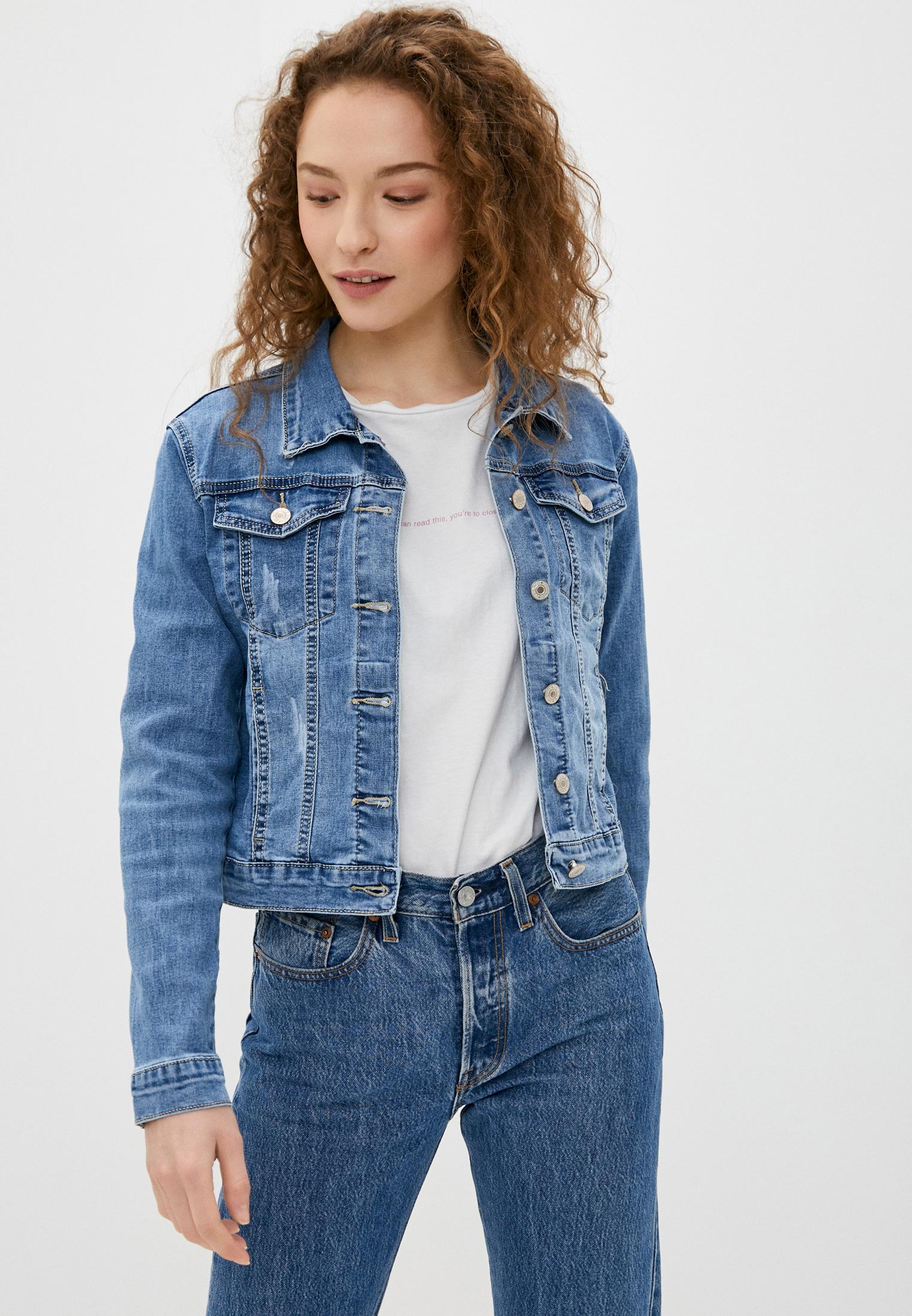 Джинсовая куртка Softy K20201-2