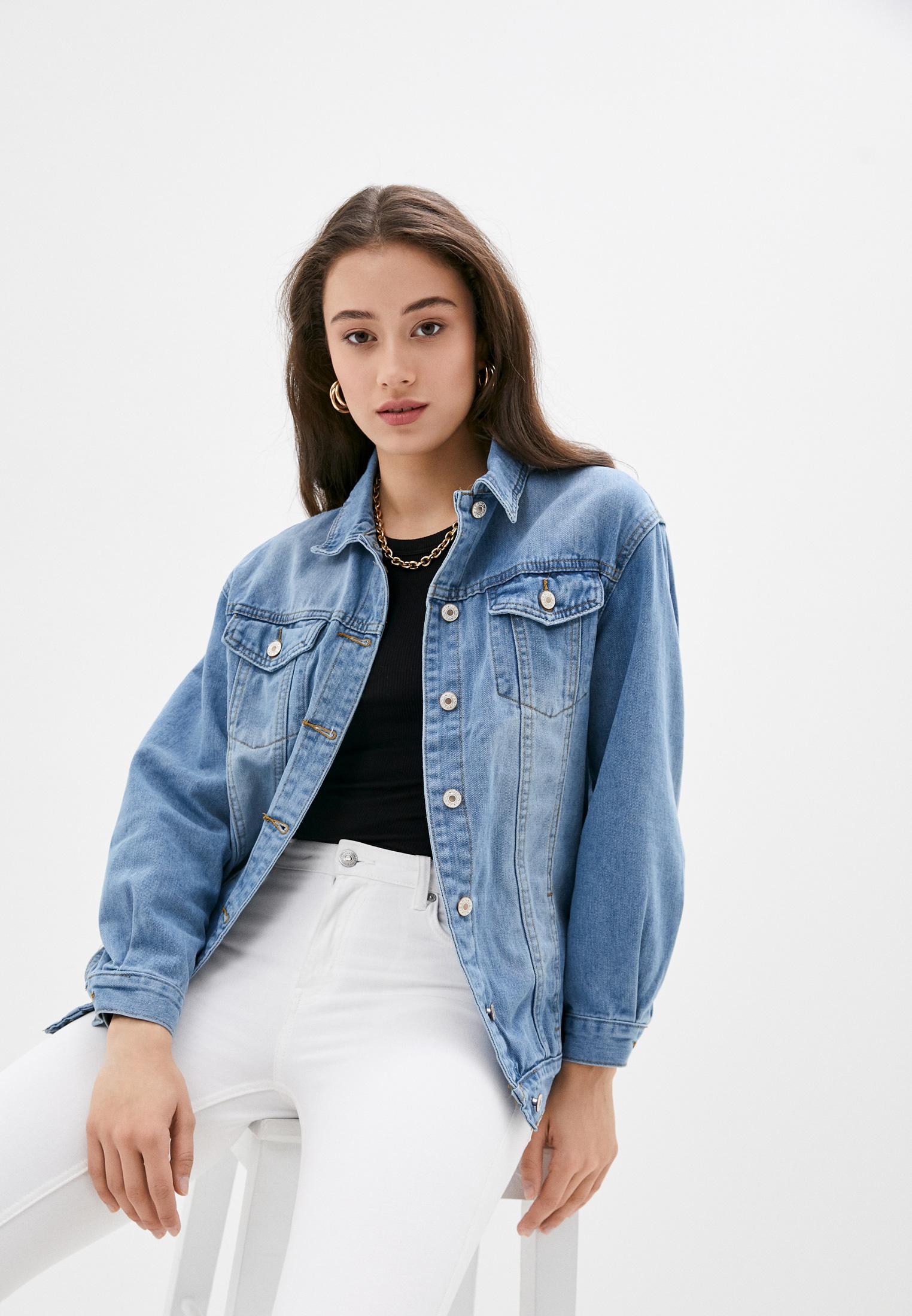 Джинсовая куртка Softy K9219