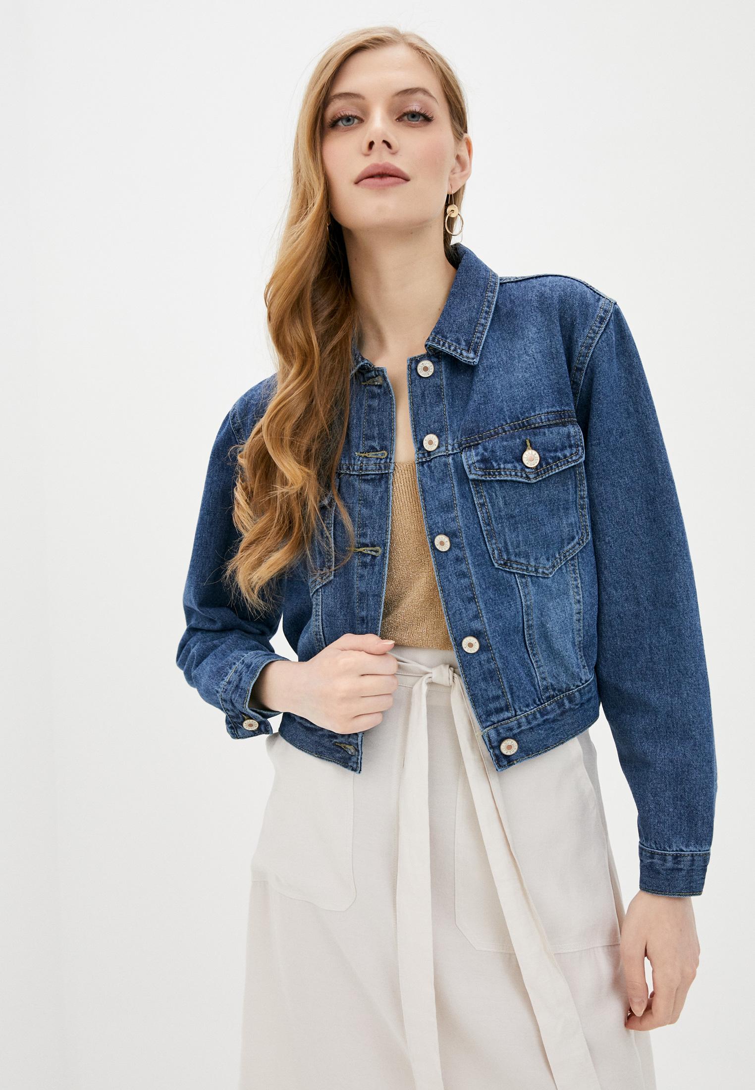 Джинсовая куртка Softy K9256