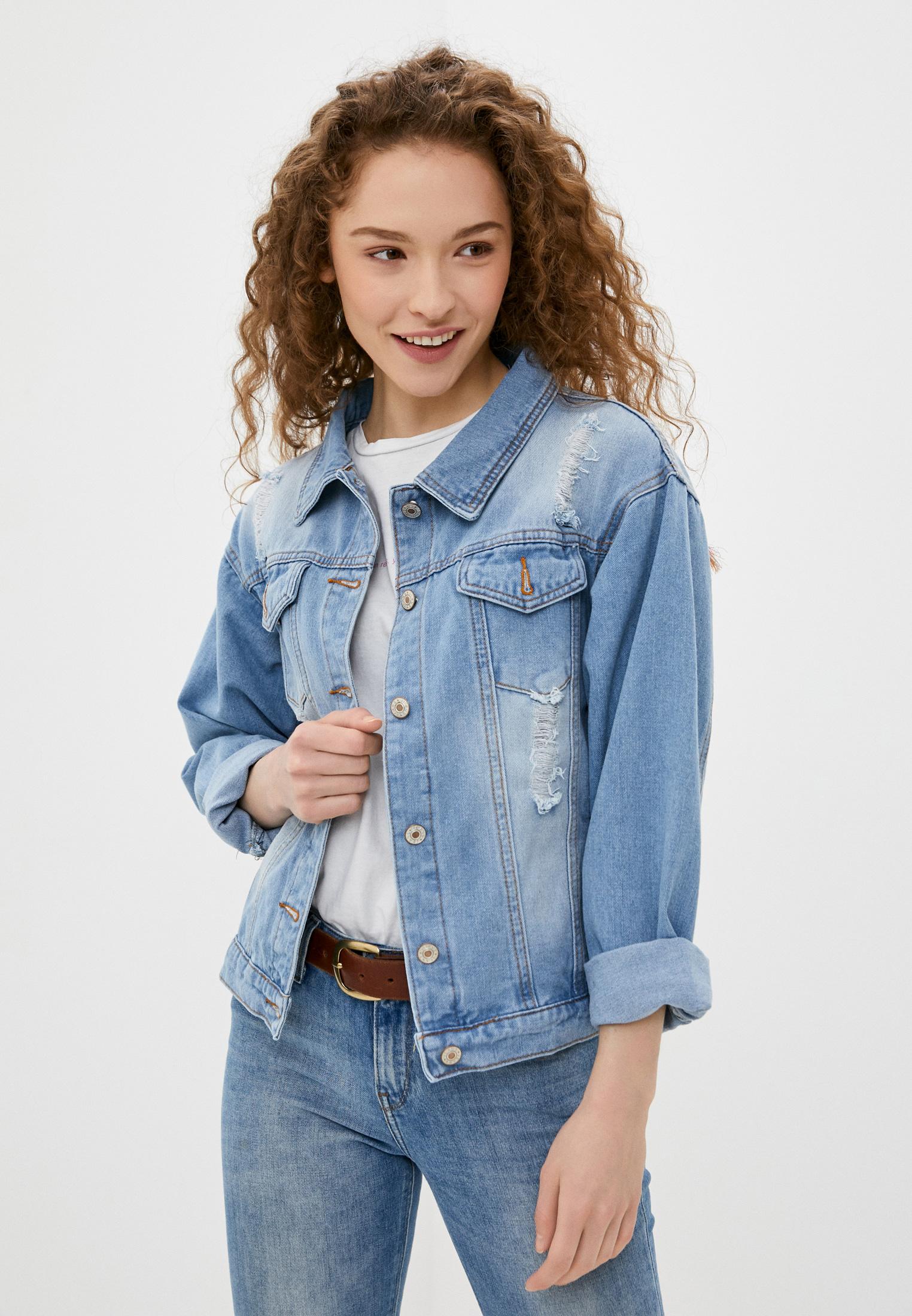 Джинсовая куртка Softy K9711