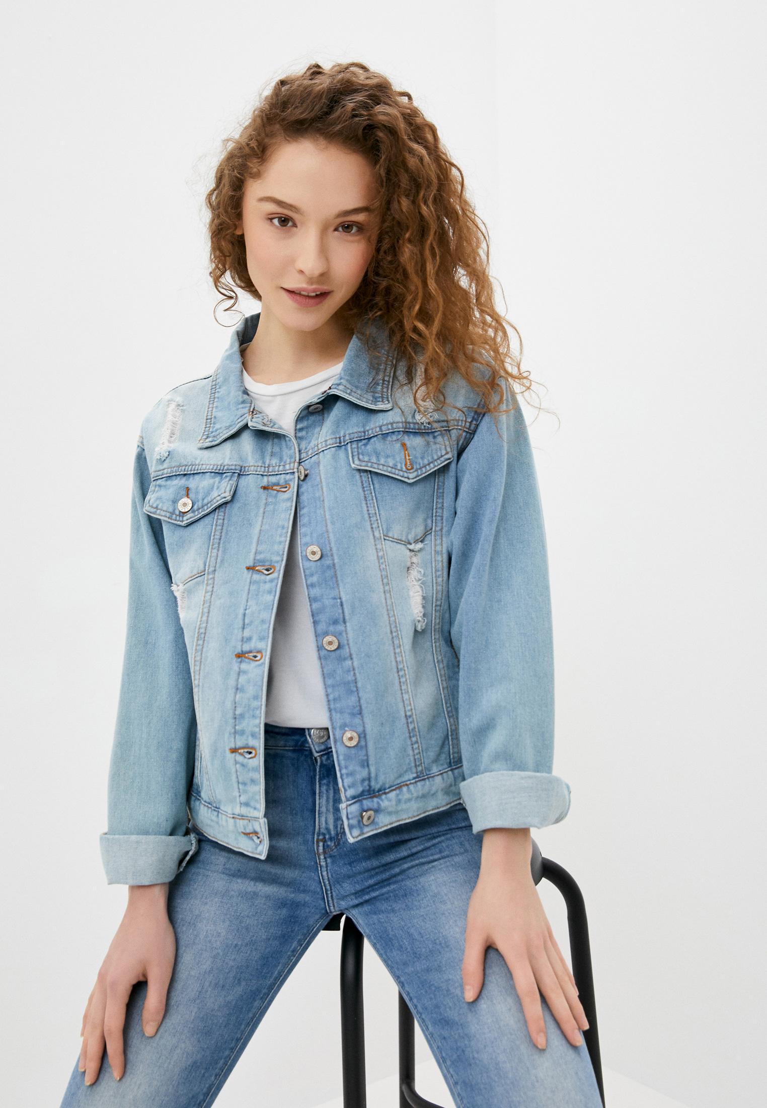 Джинсовая куртка Softy K9712