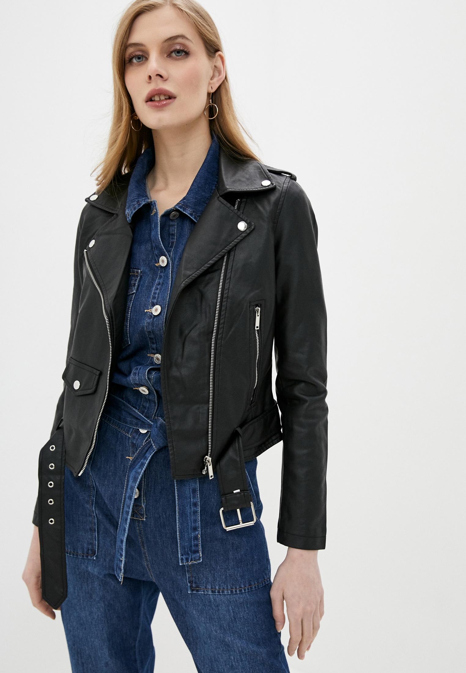 Кожаная куртка Softy S20501