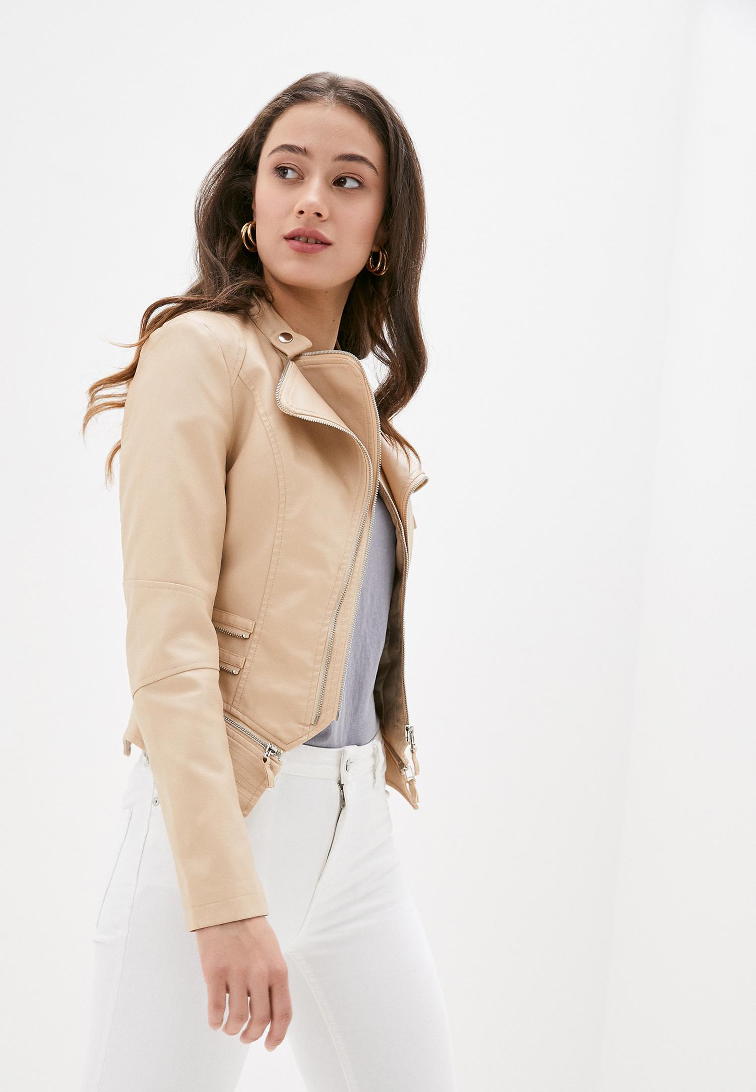 Кожаная куртка Softy S9582