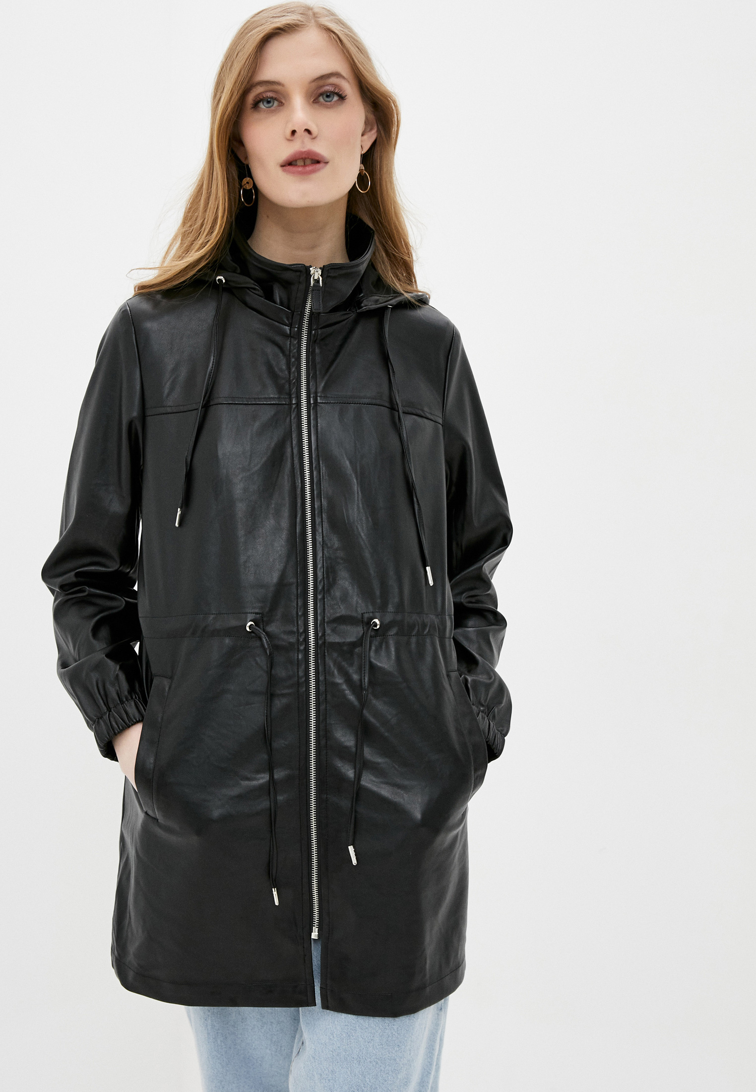 Кожаная куртка Softy S20505
