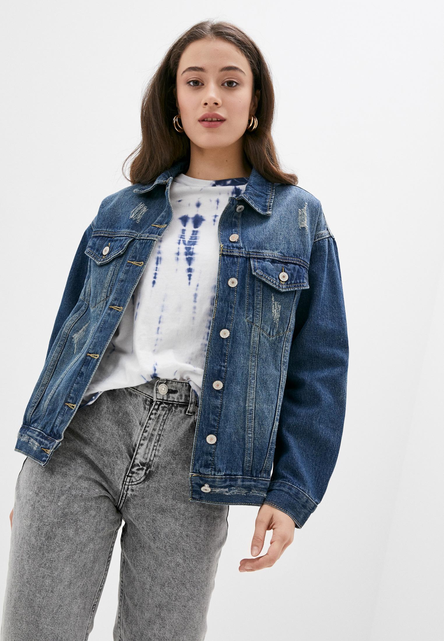Джинсовая куртка Softy K7206