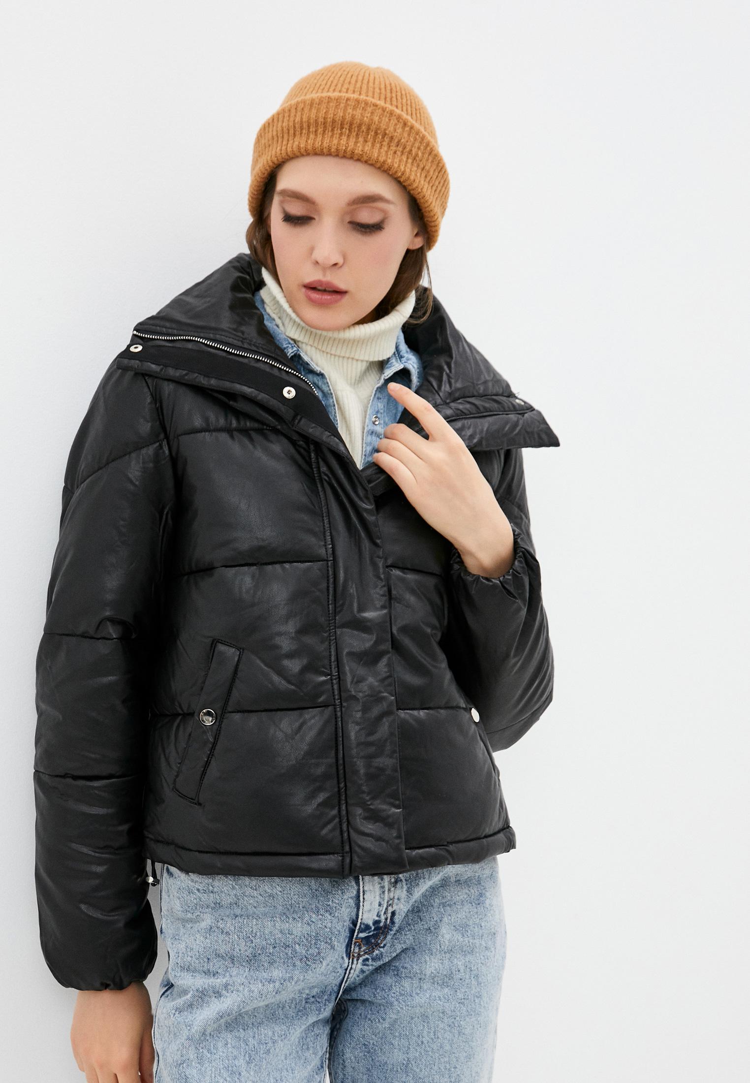 Кожаная куртка Softy S20550