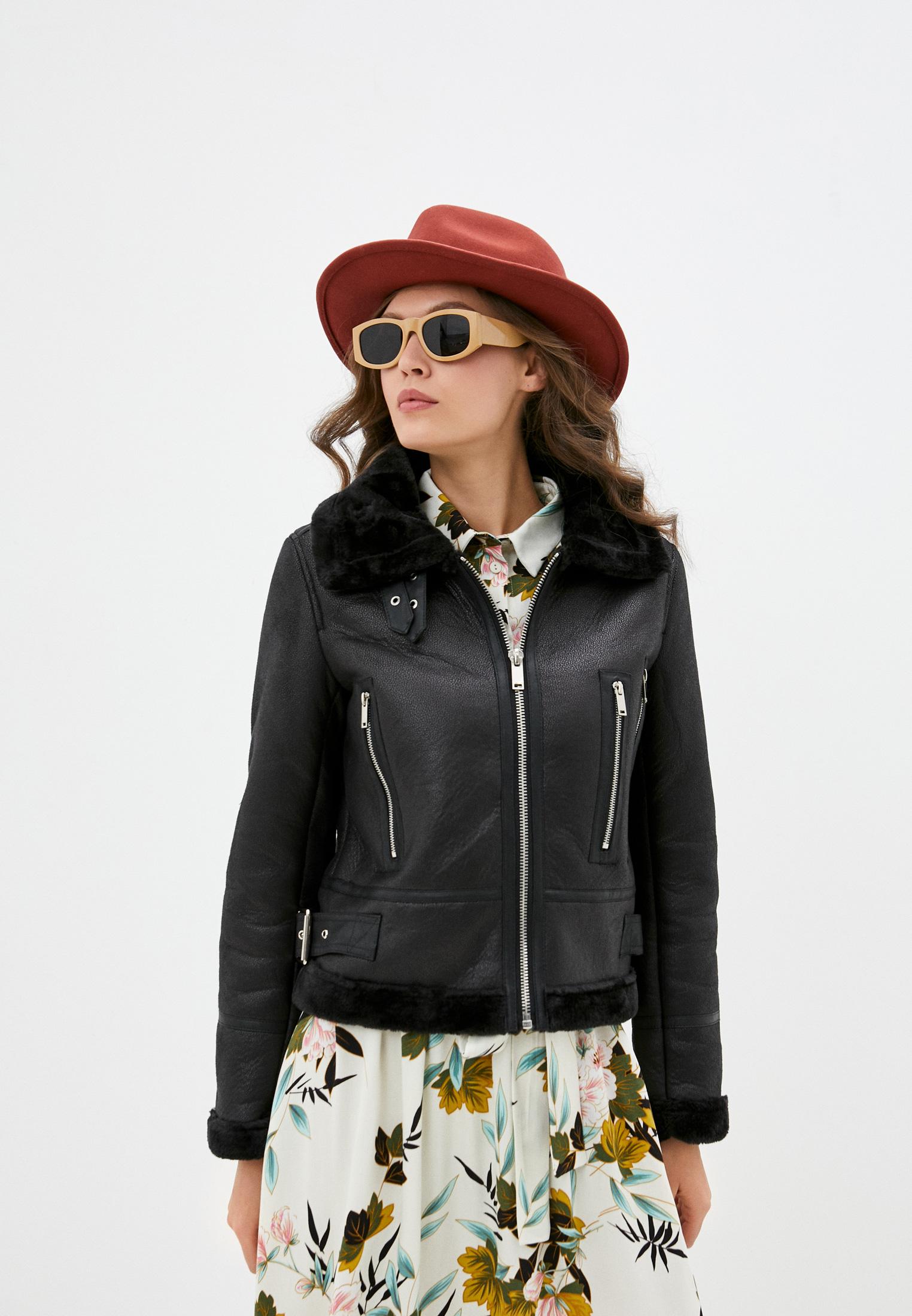 Кожаная куртка Softy S20551