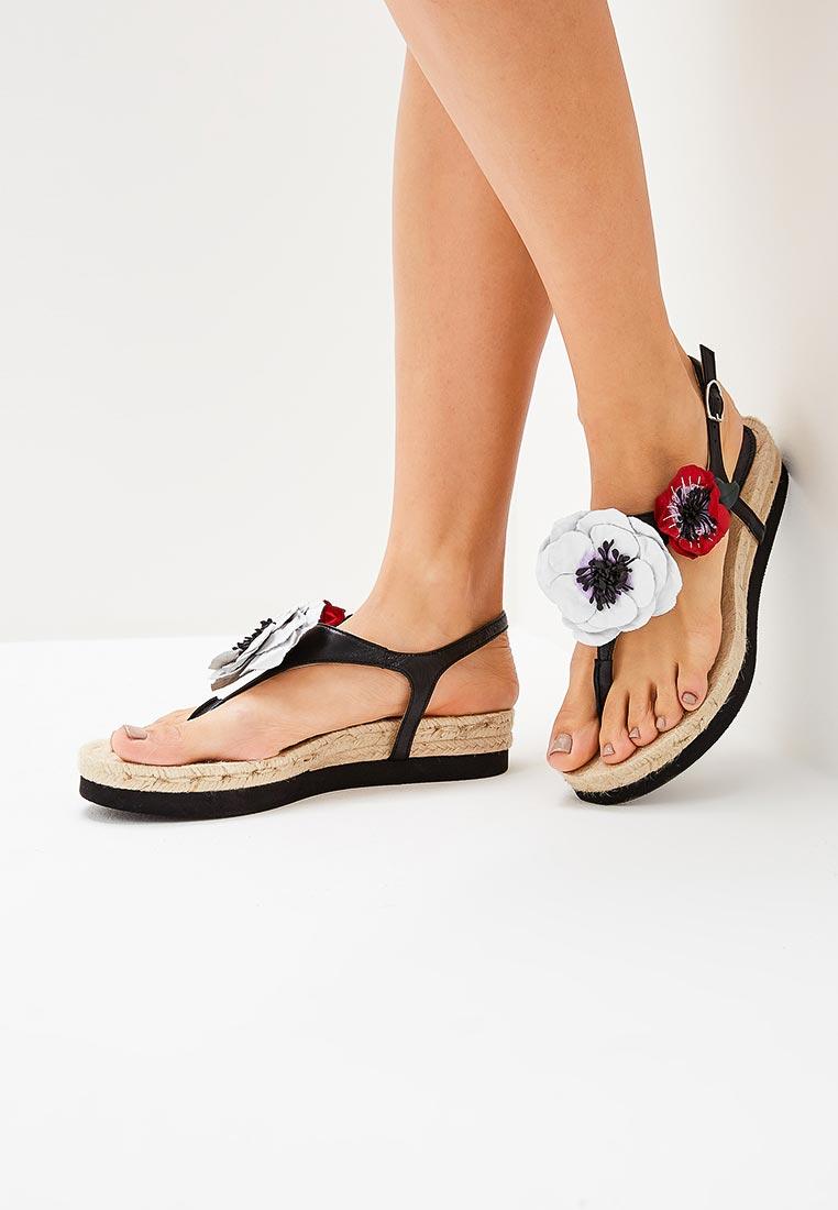 Женские сандалии Sonia Rykiel 642302-2: изображение 6