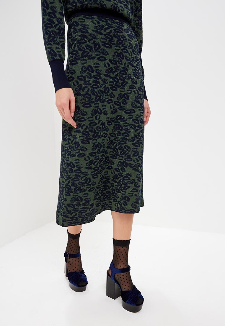 Широкая юбка Sonia Rykiel 11375207-da