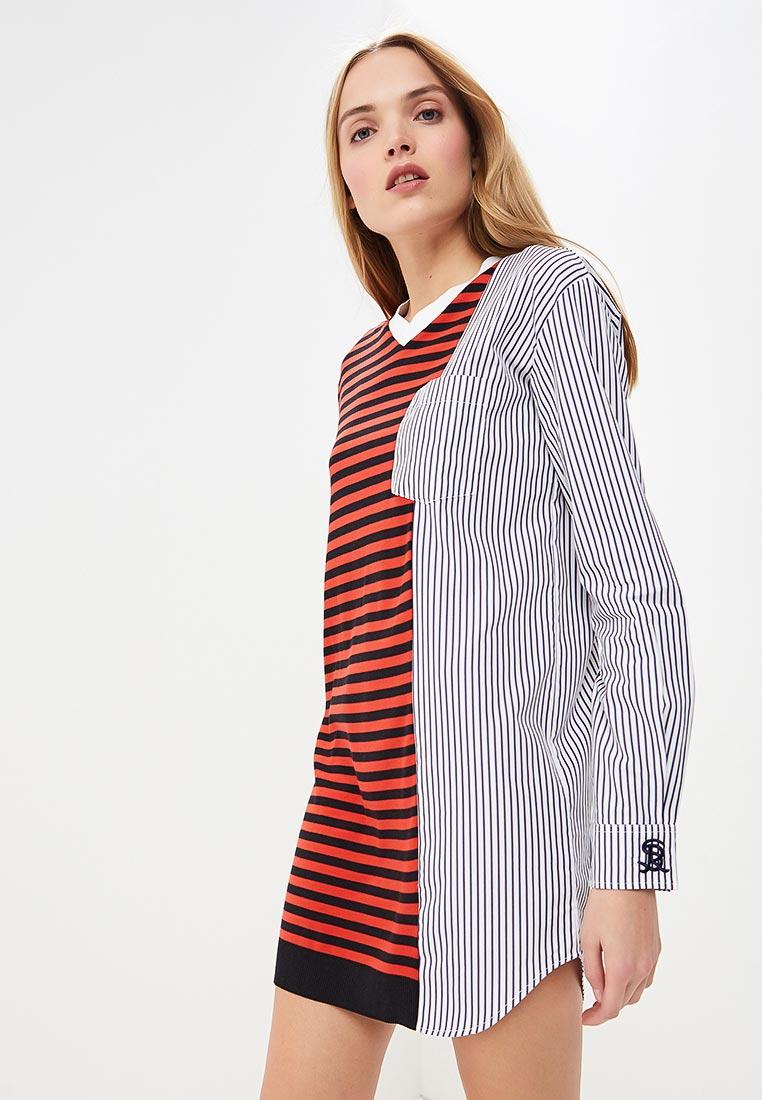 06b7376d409 Красные туники - купить модную тунику в интернет магазине