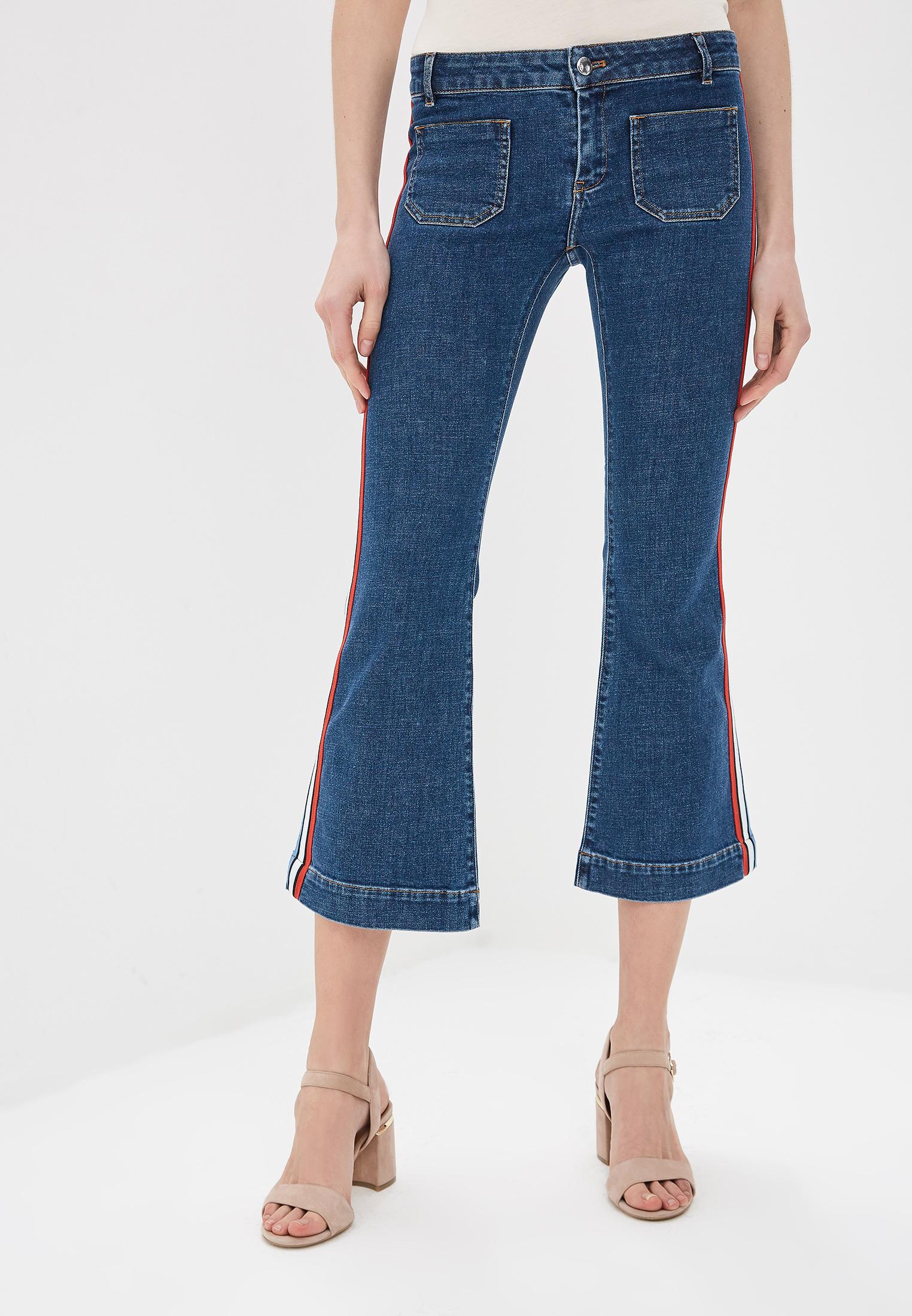 Широкие и расклешенные джинсы Sonia Rykiel 12104313-ab