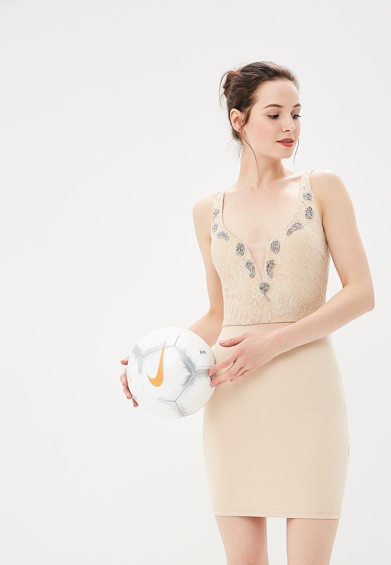 Вечернее / коктейльное платье Soky & Soka 18008: изображение 1