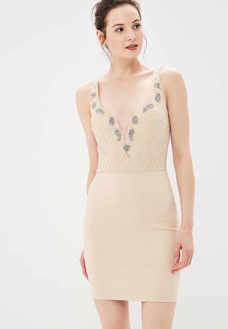 Вечернее / коктейльное платье Soky & Soka 18008: изображение 3