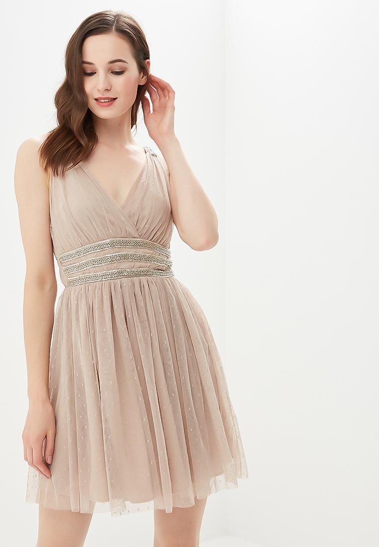 Вечернее / коктейльное платье Soky & Soka 17327