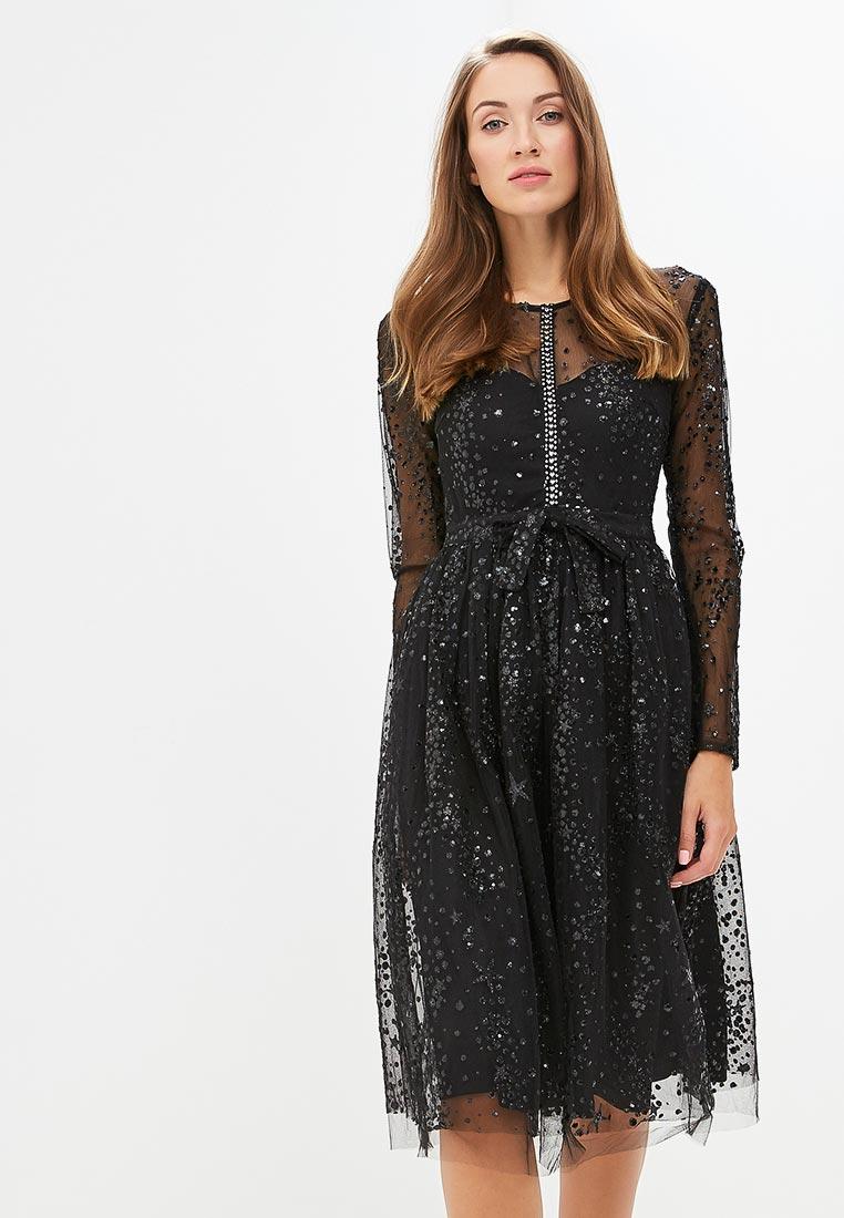 Вечернее / коктейльное платье Soky & Soka 18220