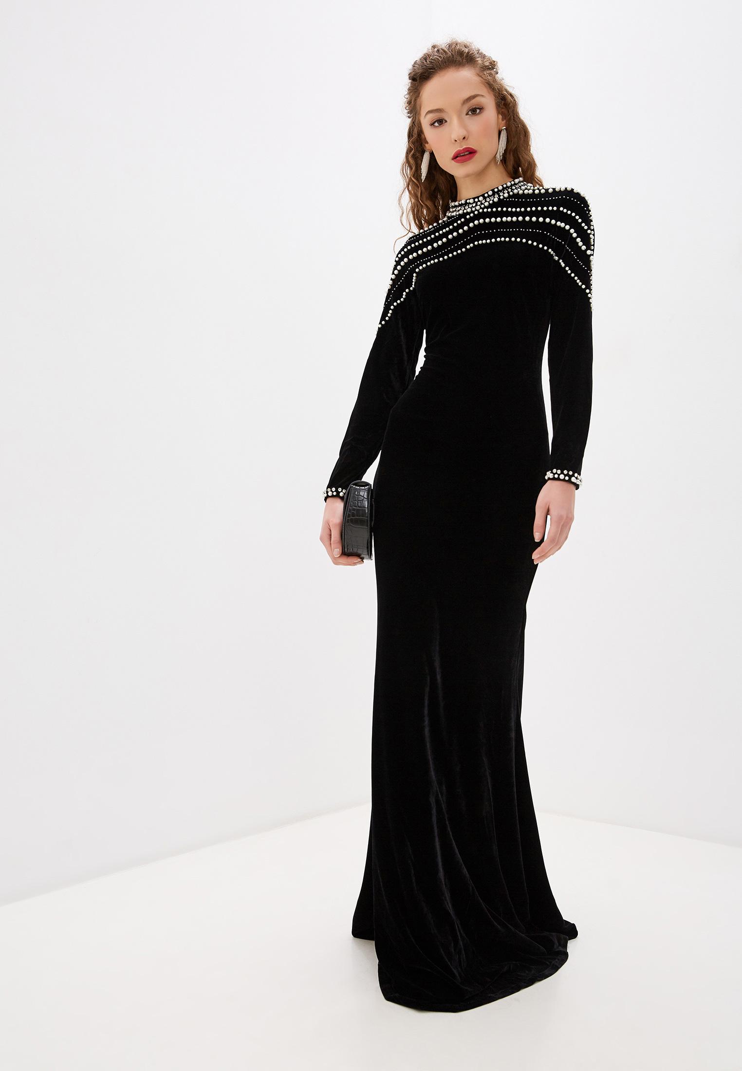 Вечернее / коктейльное платье Soky & Soka 17382