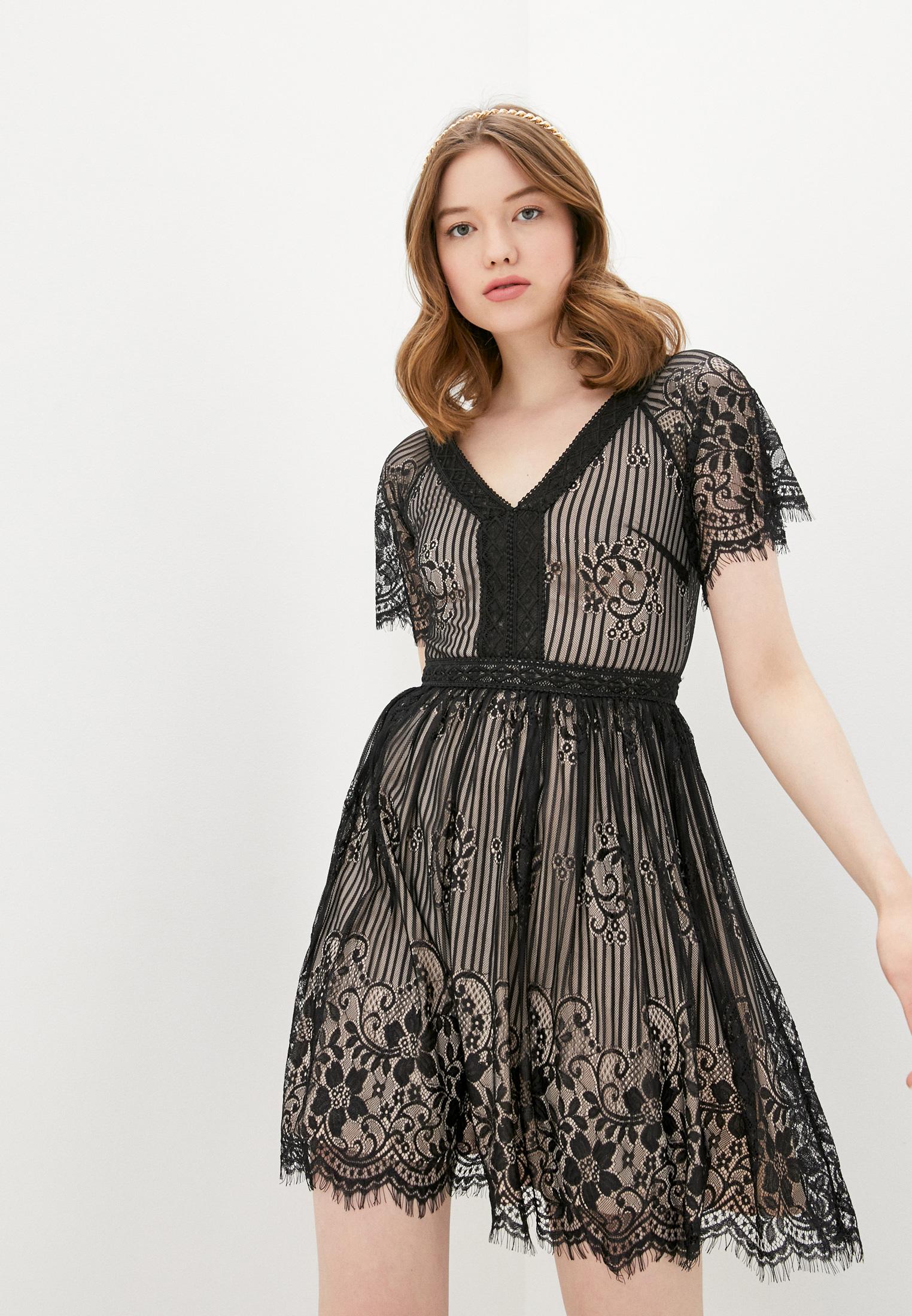 Вечернее / коктейльное платье Soky & Soka 19653