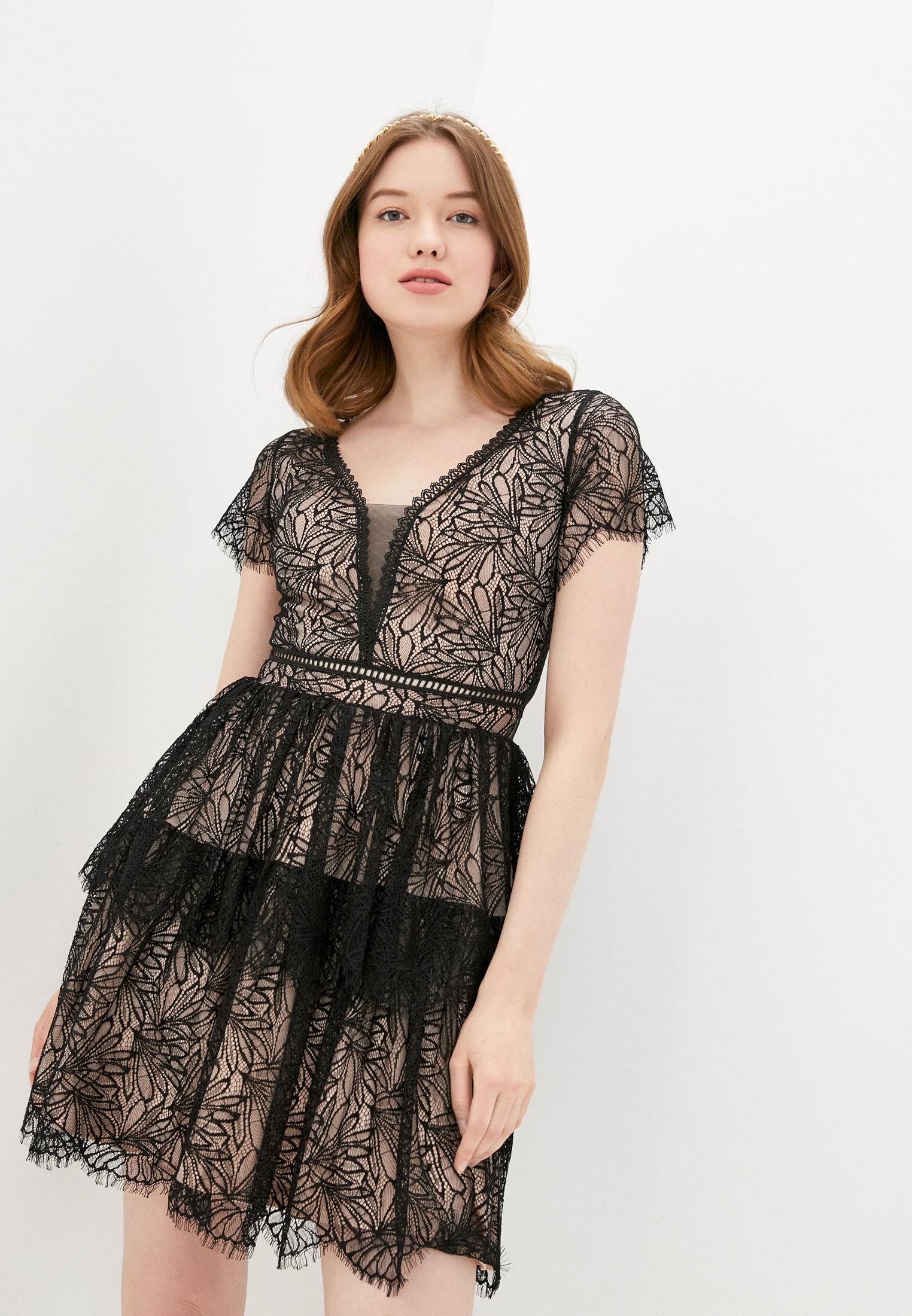 Вечернее / коктейльное платье Soky & Soka 92025