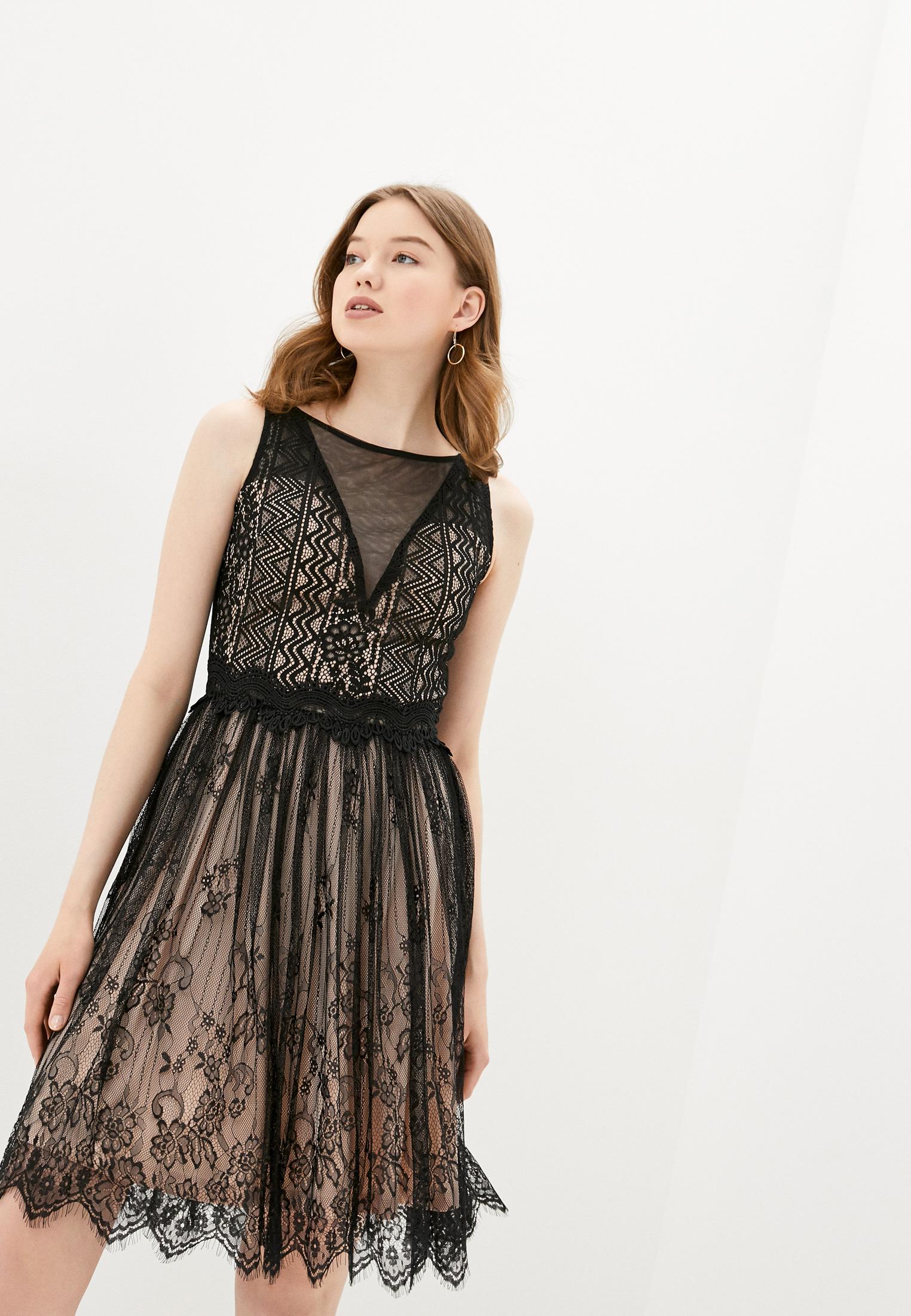 Вечернее / коктейльное платье Soky & Soka 92060