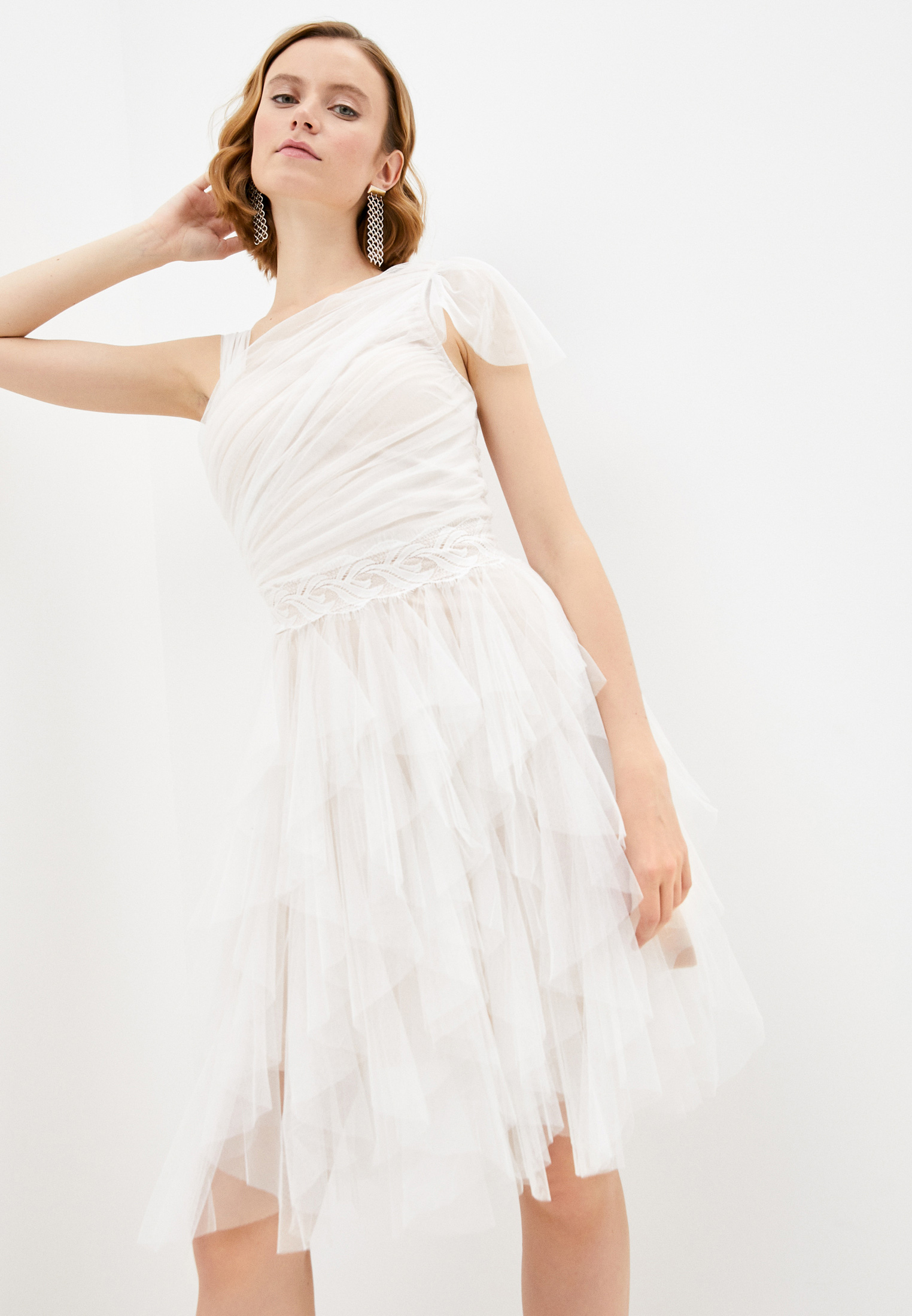 Вечернее / коктейльное платье Soky & Soka 20037