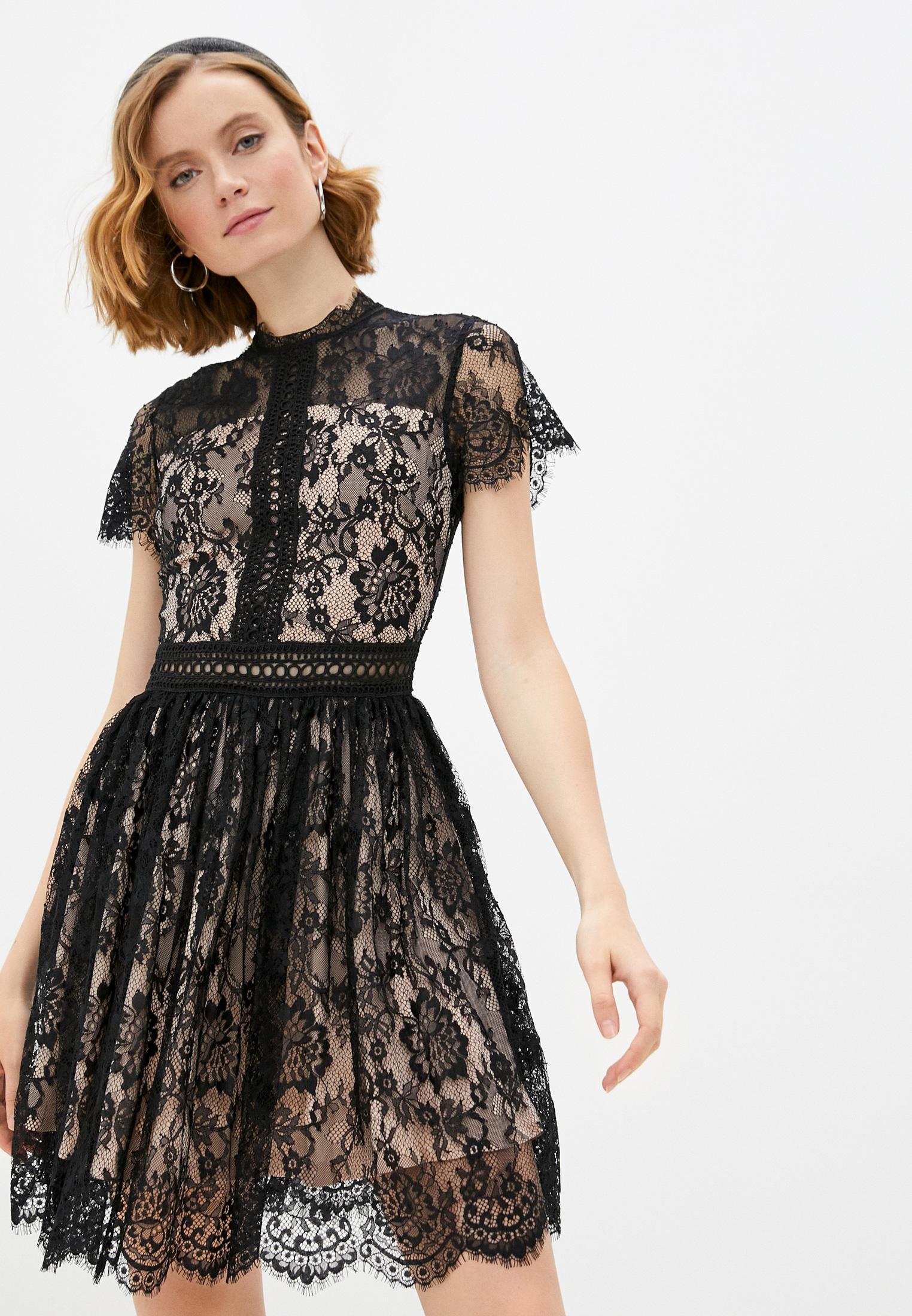 Вечернее / коктейльное платье Soky & Soka 92055
