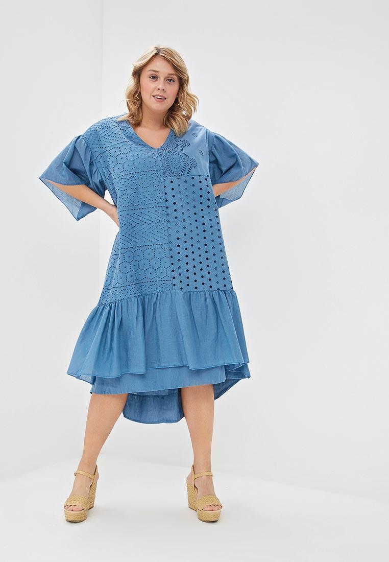 Повседневное платье Sophia DAN160340001