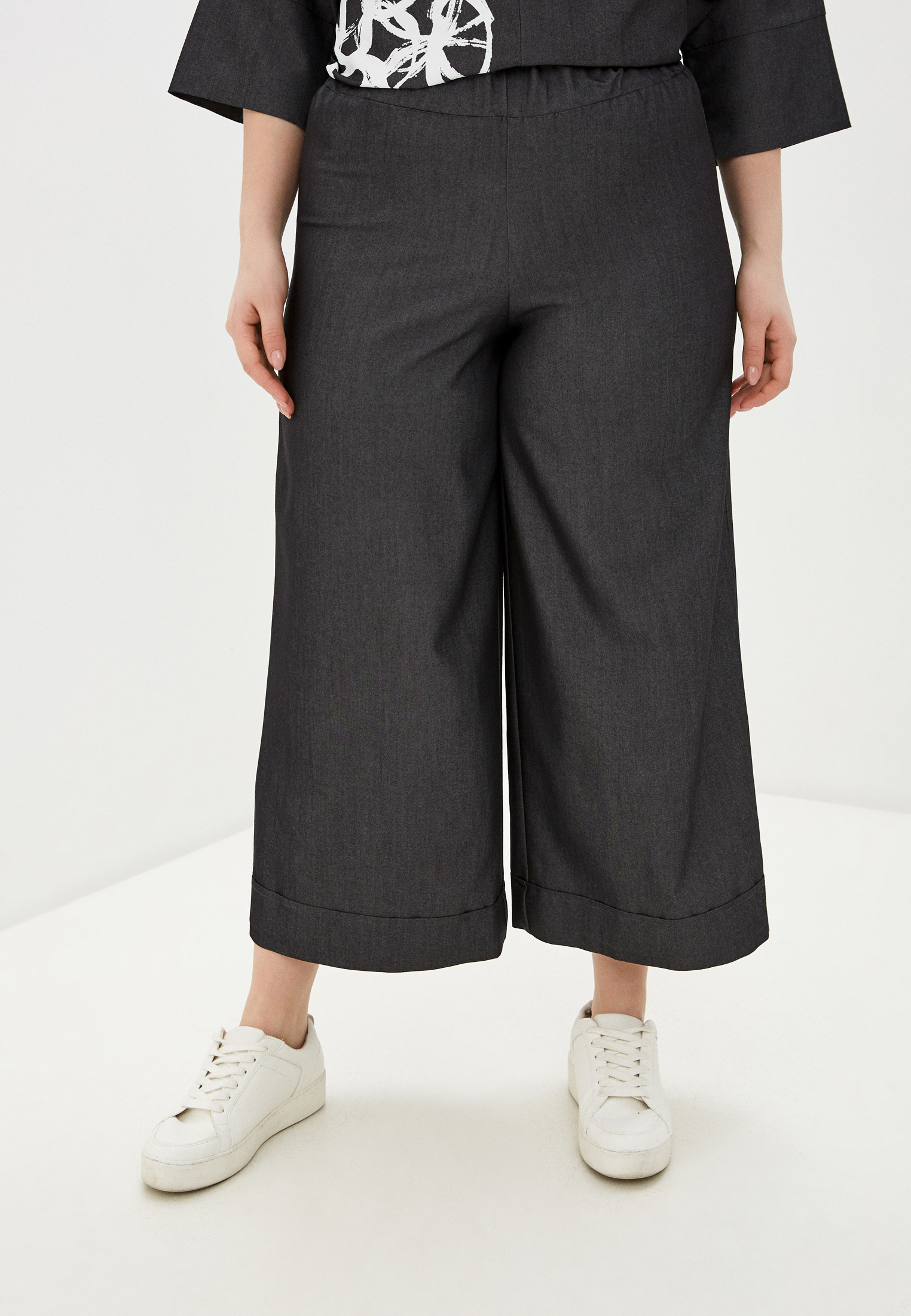 Женские широкие и расклешенные брюки Sophia MG180771012