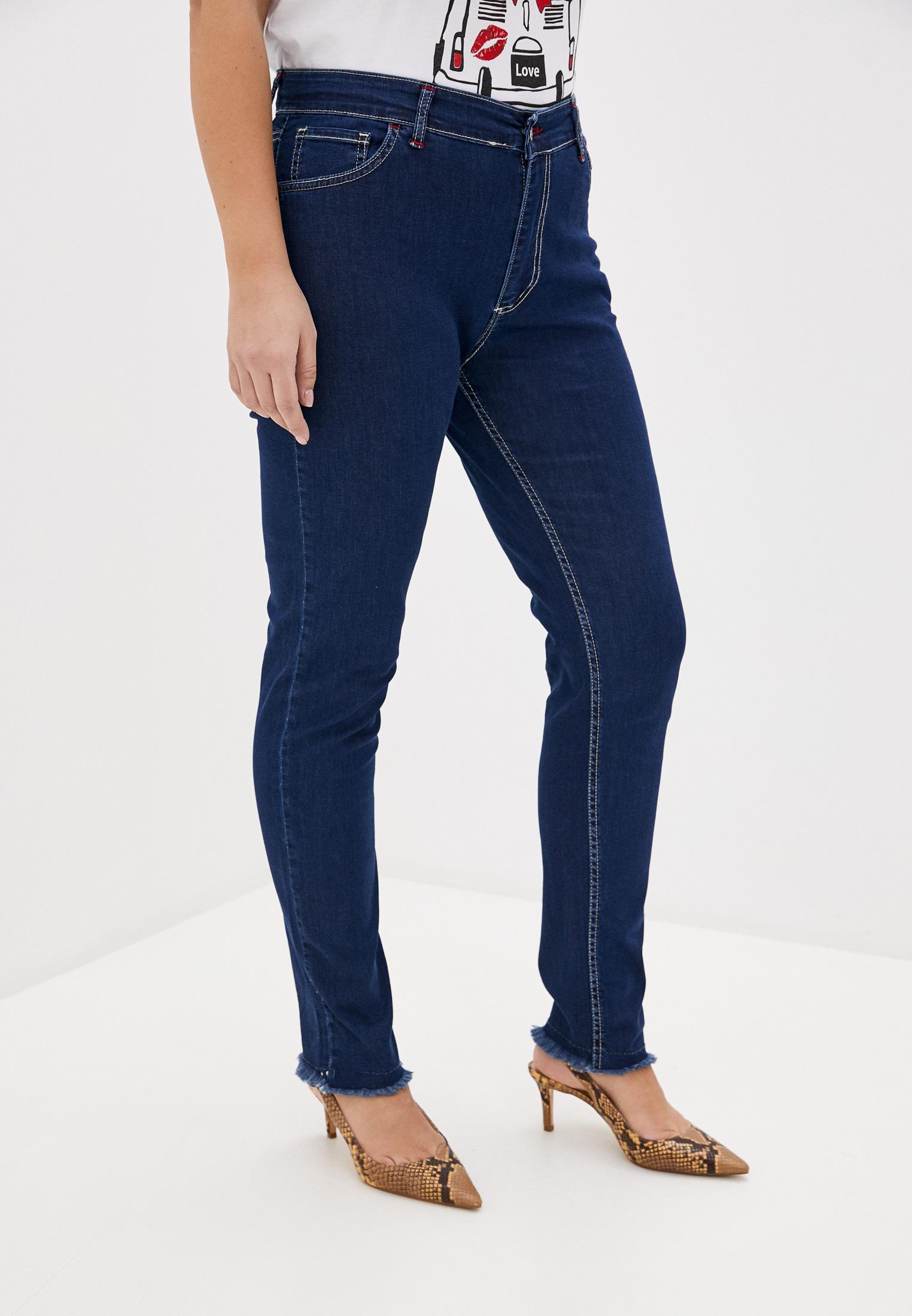 Зауженные джинсы Sophia SPOCROCHET4440