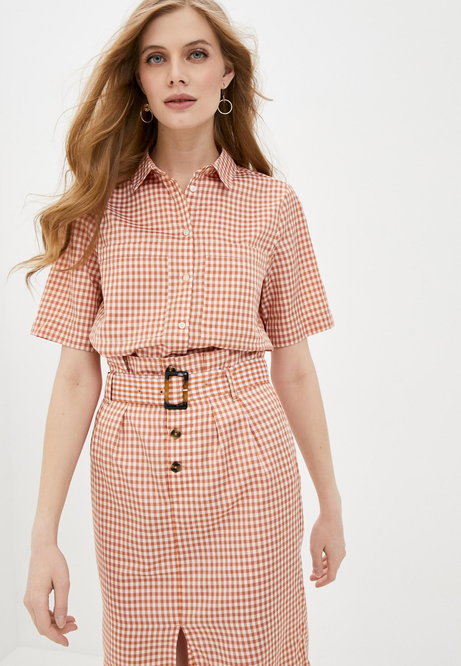 Рубашка с коротким рукавом Soaked in Luxury 30404725