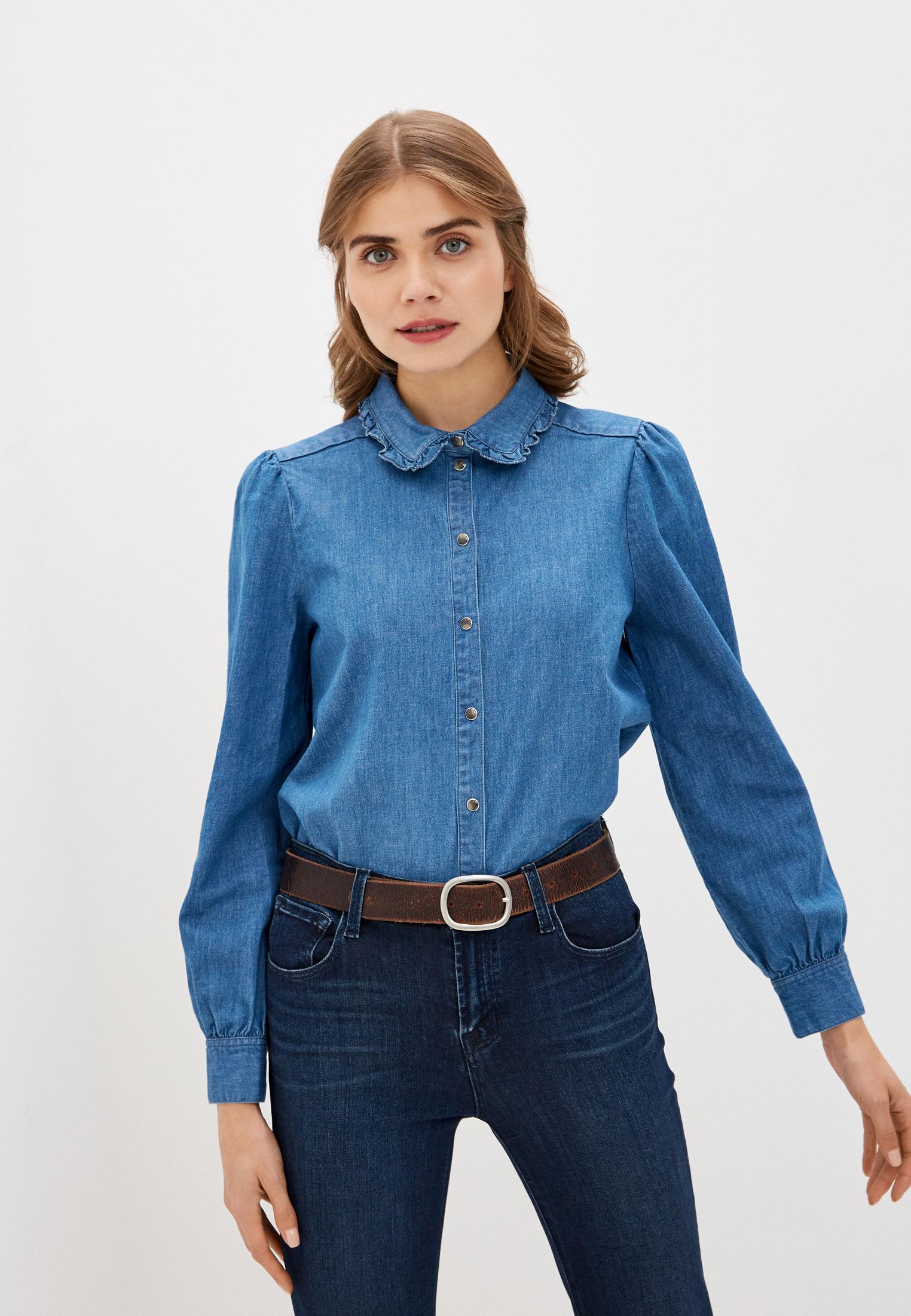 Женские джинсовые рубашки Soaked in Luxury 30405010
