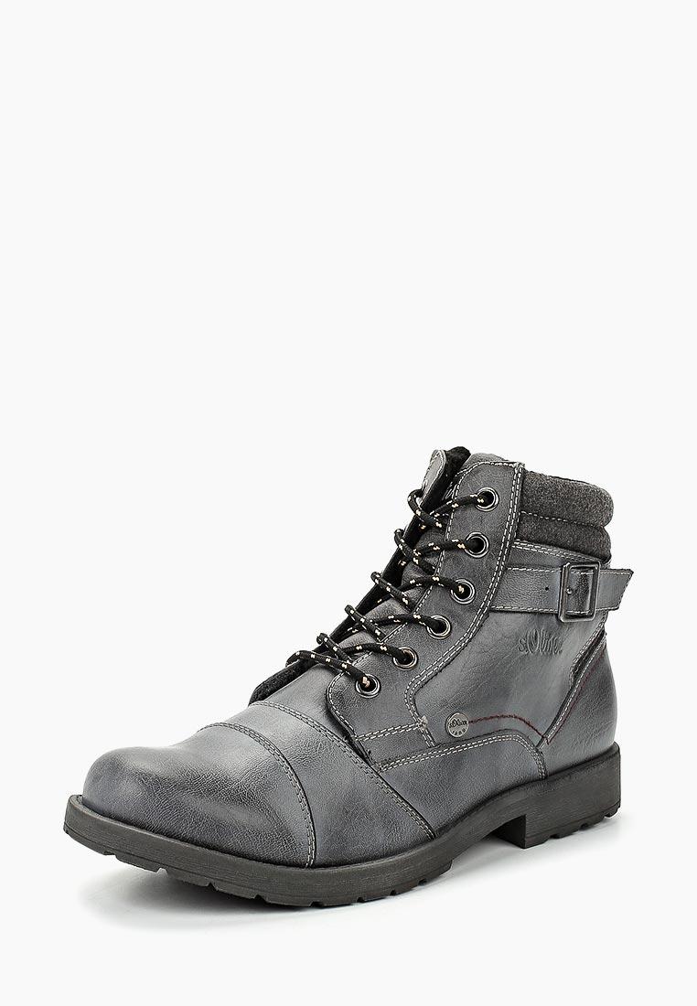 Мужские ботинки s.Oliver (с.Оливер) 5-5-16209-21-200
