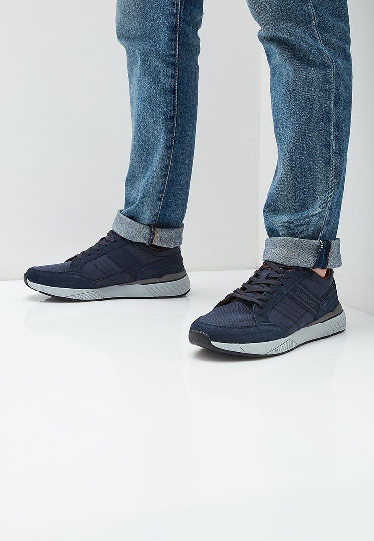 Мужские кроссовки s.Oliver (с.Оливер) 5-5-13614-21-805: изображение 5