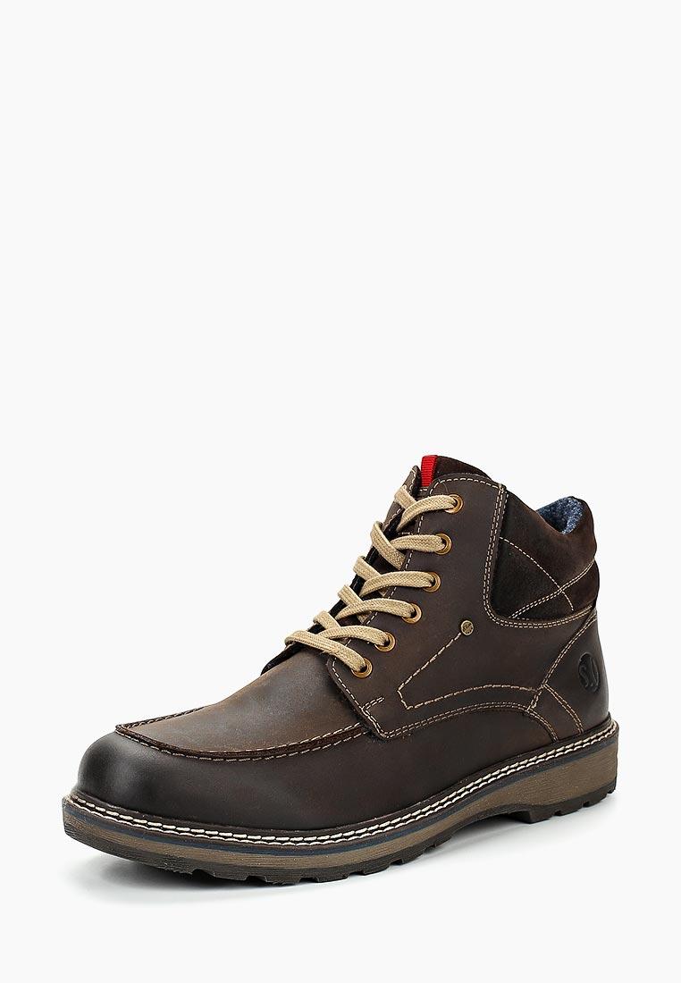 Мужские ботинки s.Oliver (с.Оливер) 5-5-15217-21-367