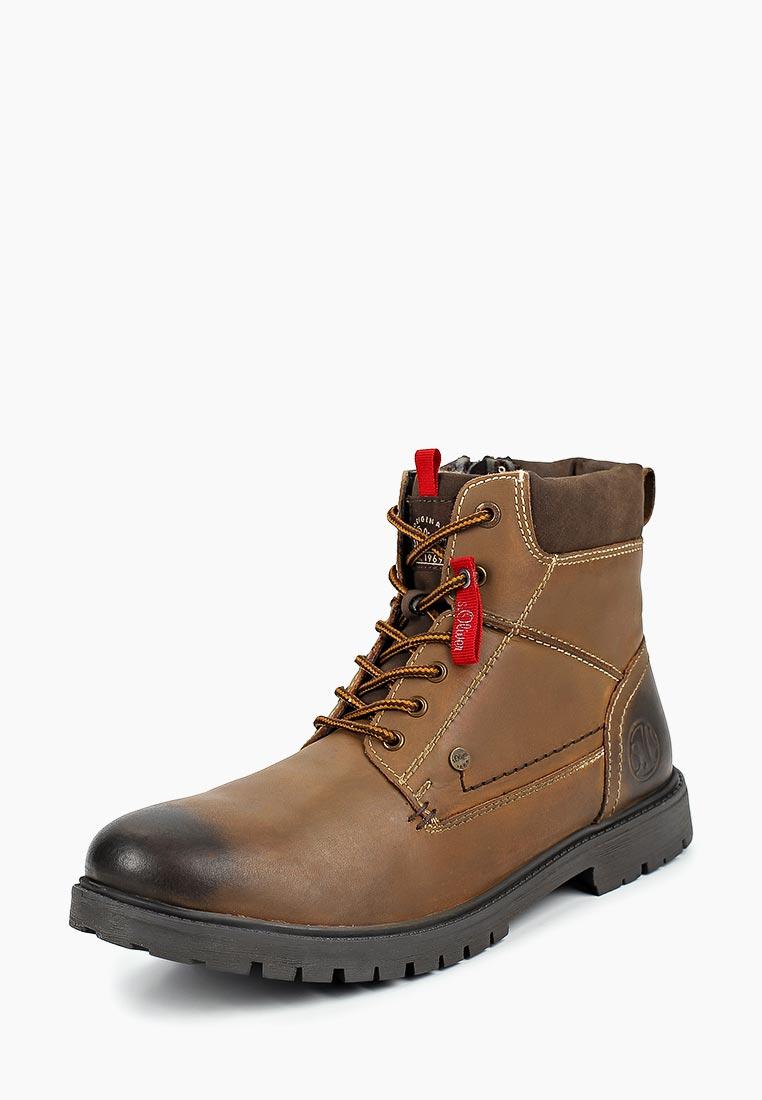 Мужские ботинки s.Oliver (с.Оливер) 5-5-15218-21-306