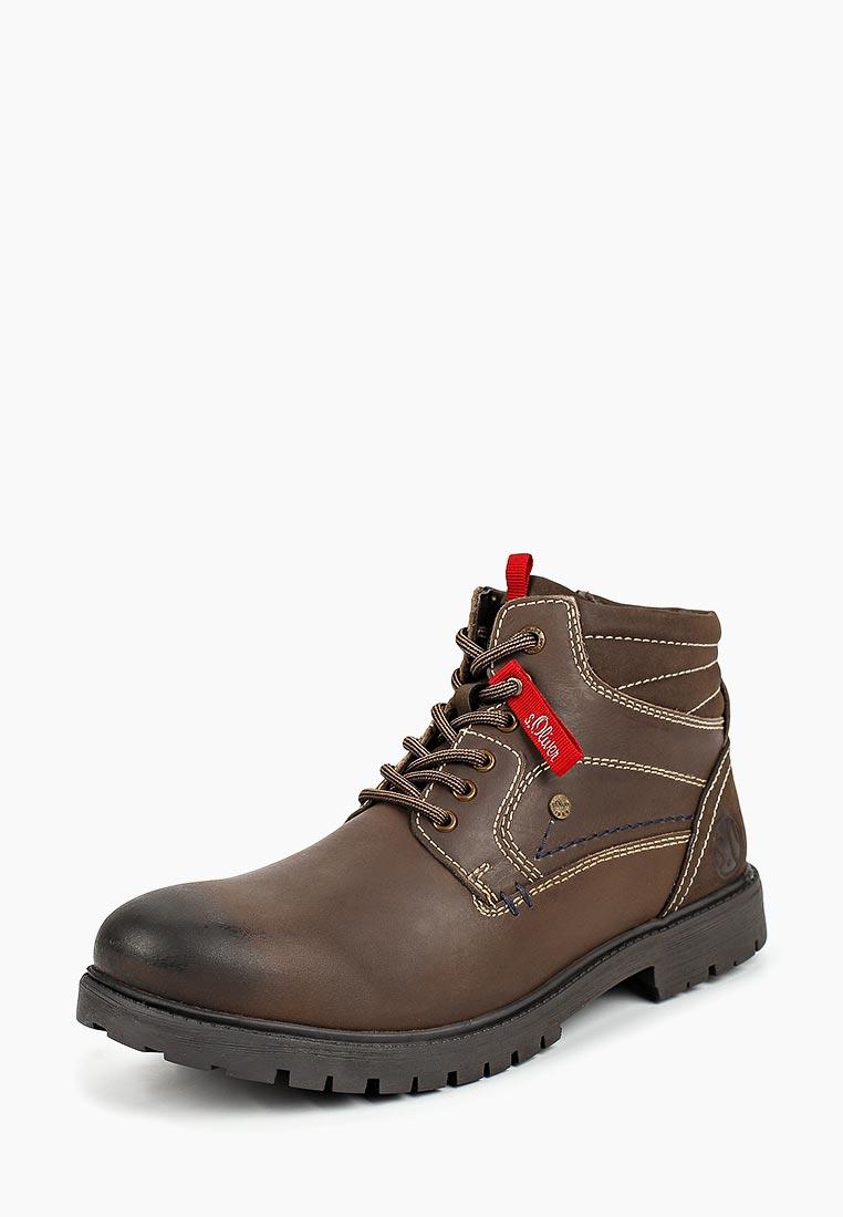 Мужские ботинки s.Oliver (с.Оливер) 5-5-15219-21-302