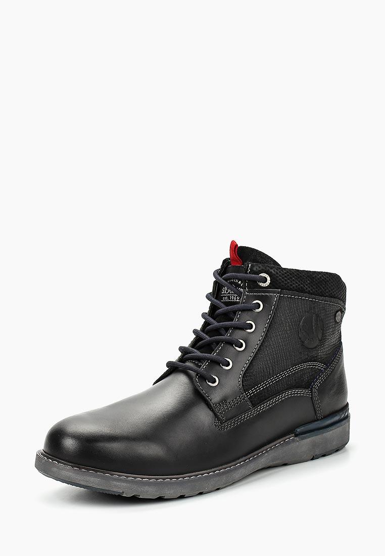 Мужские ботинки s.Oliver (с.Оливер) 5-5-15227-21-001