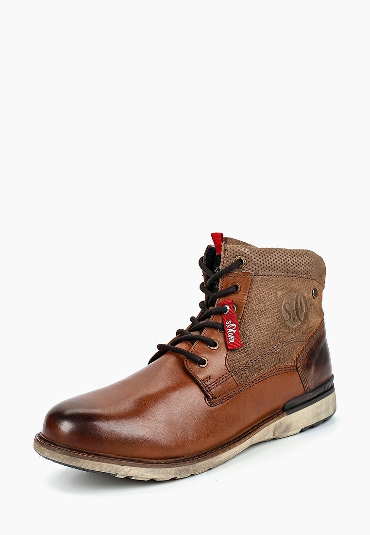 Мужские ботинки s.Oliver (с.Оливер) 5-5-15227-21-306