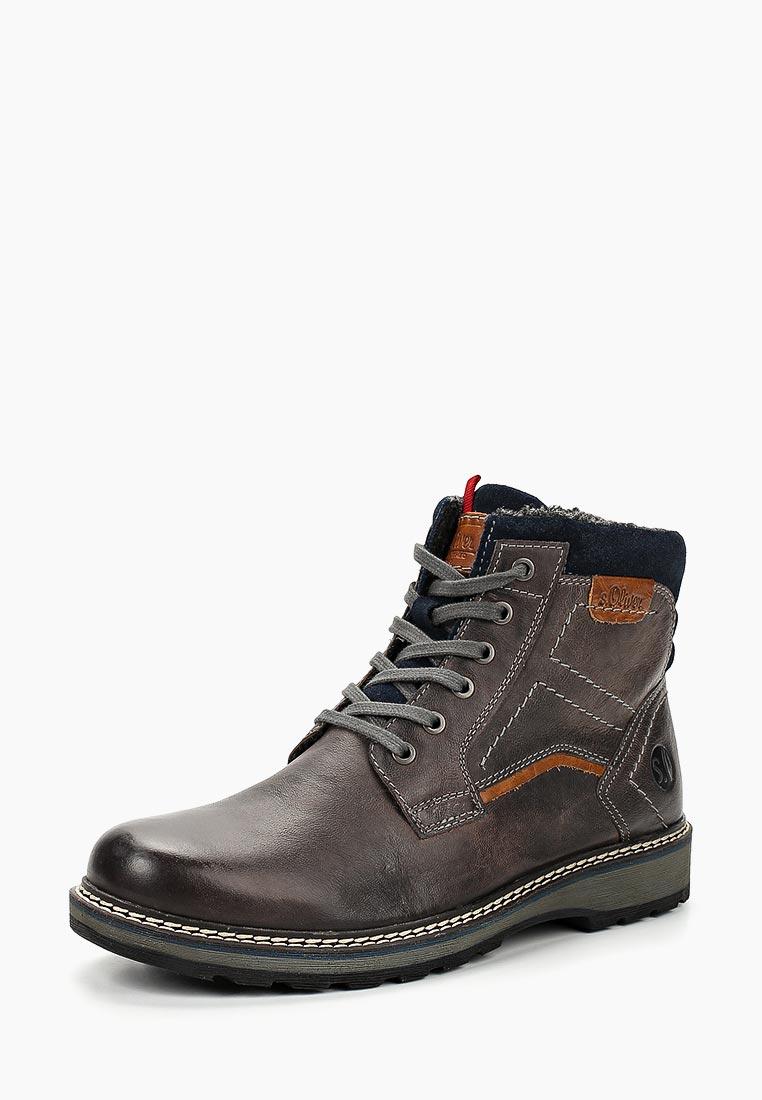 Мужские ботинки s.Oliver (с.Оливер) 5-5-16216-21-200