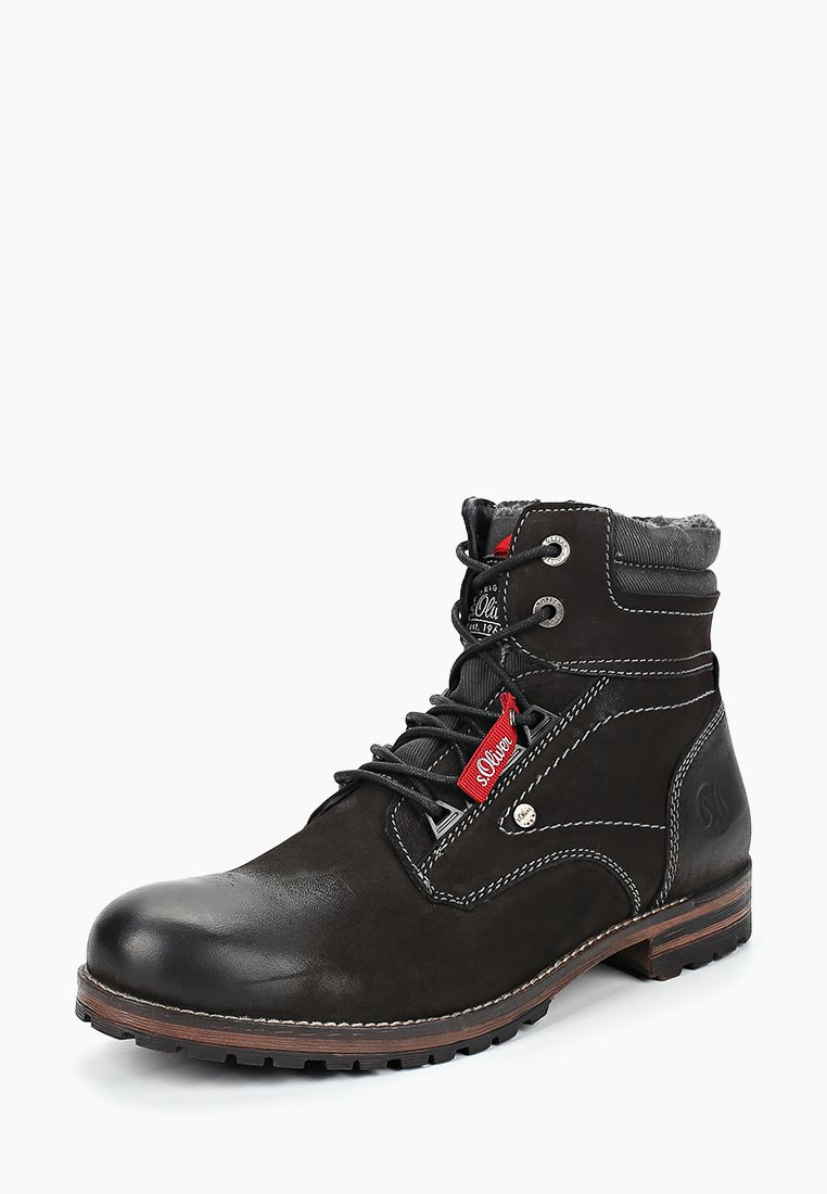 Мужские ботинки s.Oliver (с.Оливер) 5-5-16235-31-001