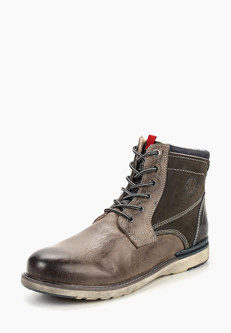 Мужские ботинки s.Oliver (с.Оливер) 5-5-16236-31-200