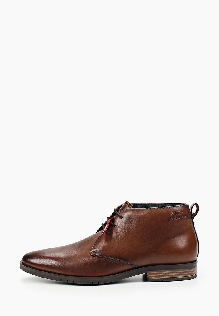 Мужские ботинки s.Oliver (с.Оливер) 5-5-15103-23