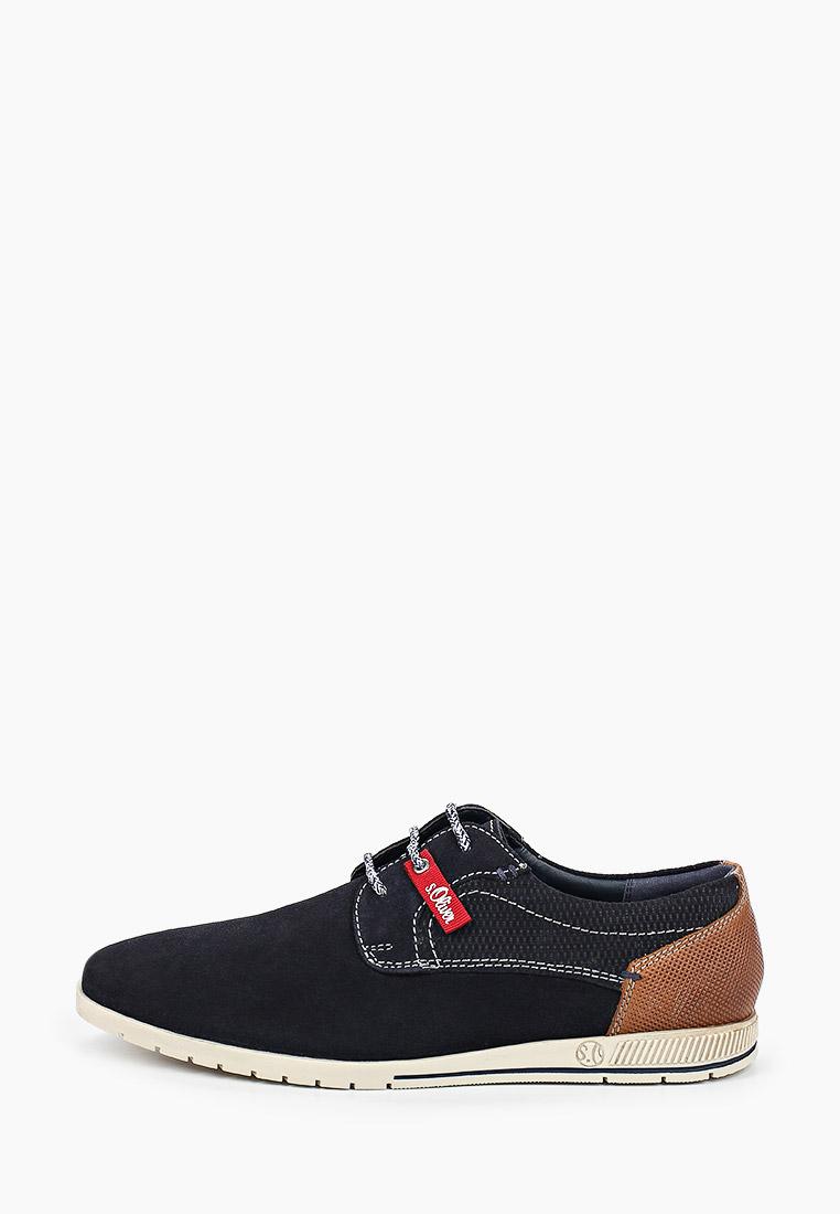 Мужские туфли s.Oliver (с.Оливер) 5-5-13635-24