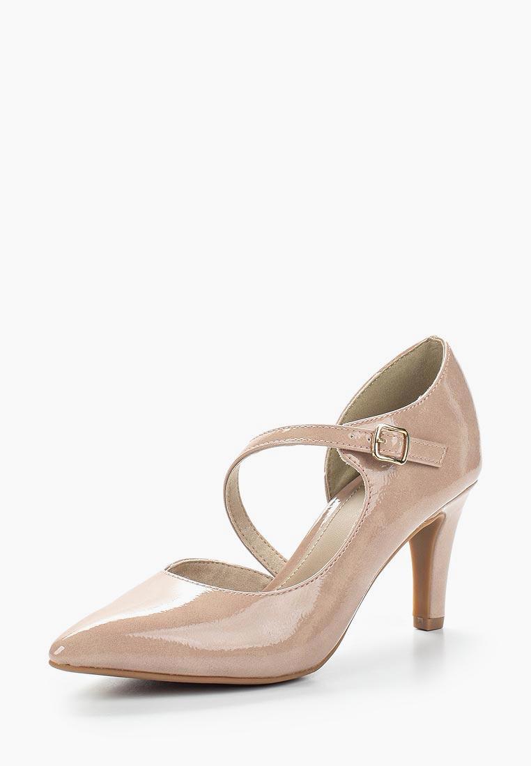 Женские туфли s.Oliver (с.Оливер) 5-5-24401-20-543: изображение 1