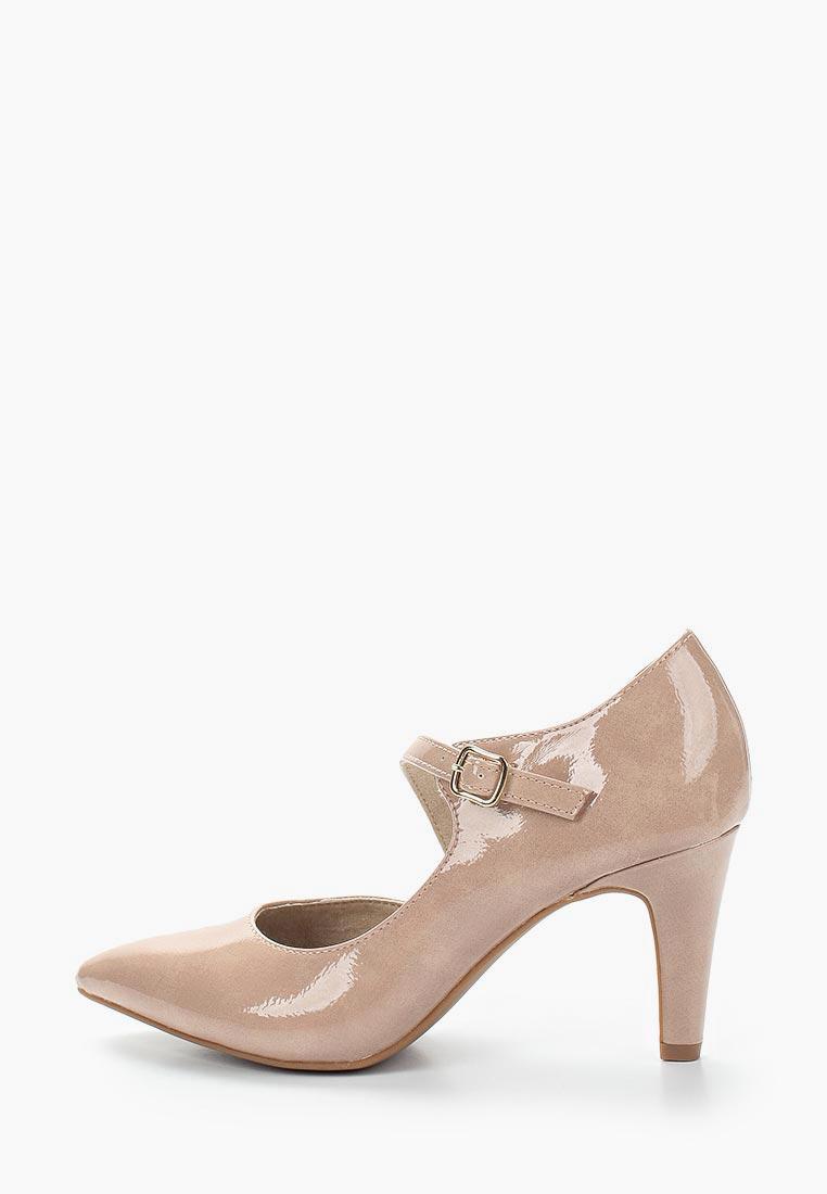 Женские туфли s.Oliver (с.Оливер) 5-5-24401-20-543: изображение 2