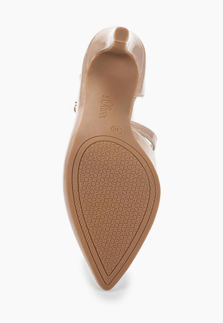 Женские туфли s.Oliver (с.Оливер) 5-5-24401-20-543: изображение 3