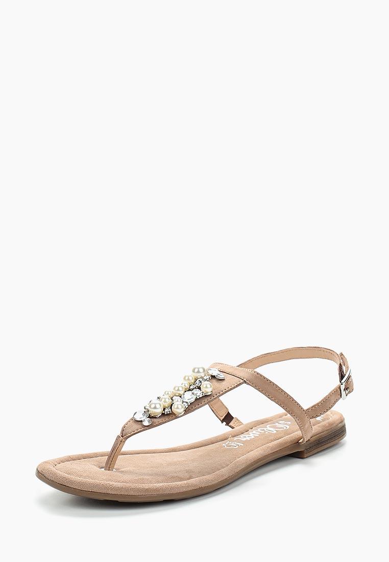 Женские сандалии s.Oliver (с.Оливер) 5-5-28105-20-512