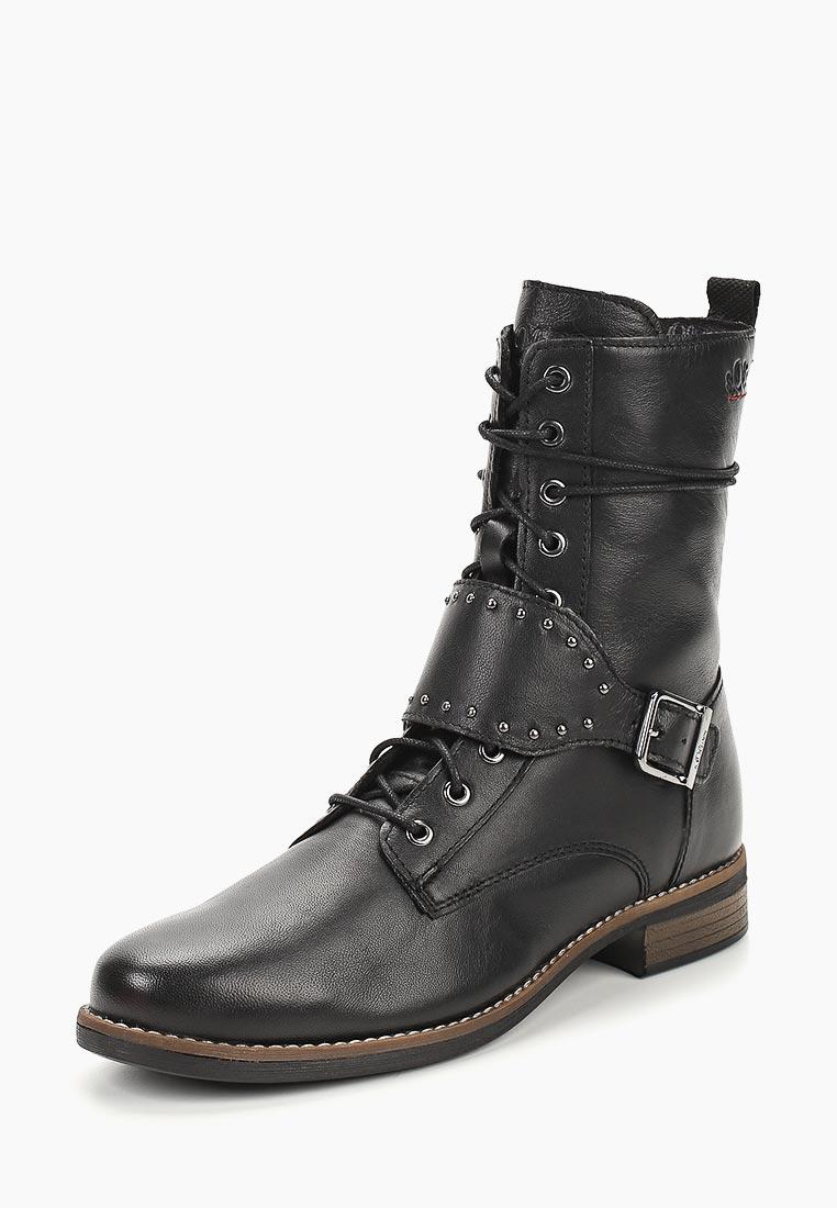 Женские ботинки s.Oliver (с.Оливер) 5-5-25104-21-001
