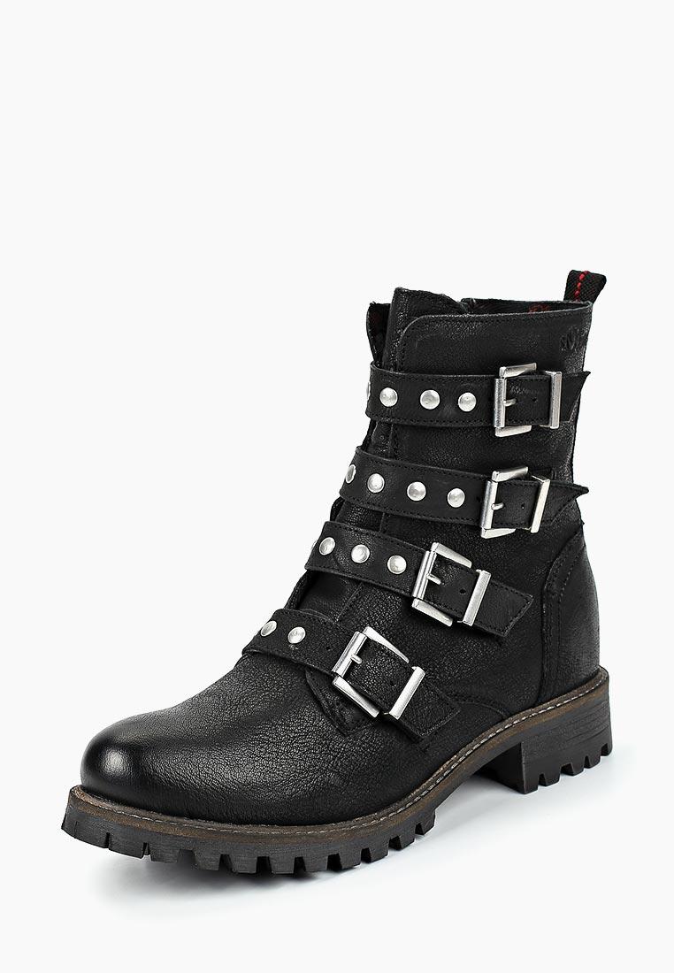 Женские ботинки s.Oliver (с.Оливер) 5-5-25454-21-001