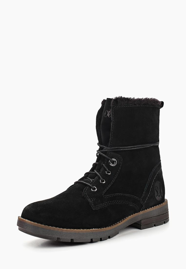 Женские ботинки s.Oliver (с.Оливер) 5-5-26106-21-001