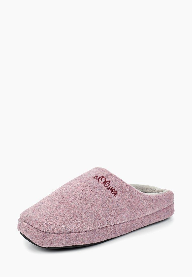 Женская домашняя обувь s.Oliver (с.Оливер) 5-5-27101-21-563
